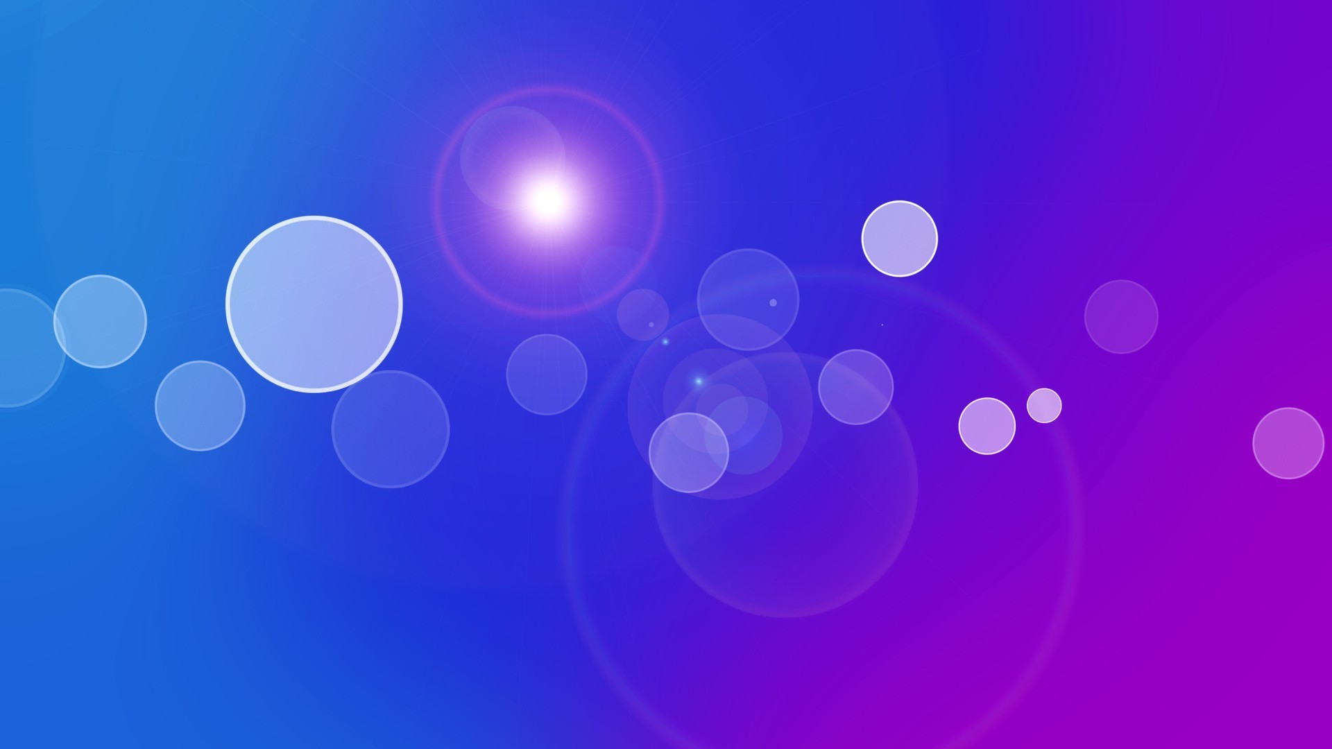 Light abstract blue purple circles gradient colors wallpaper | |  210111 | WallpaperUP