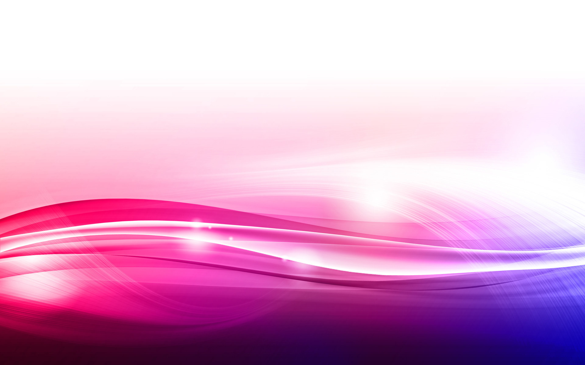 Pink and Purple Waves