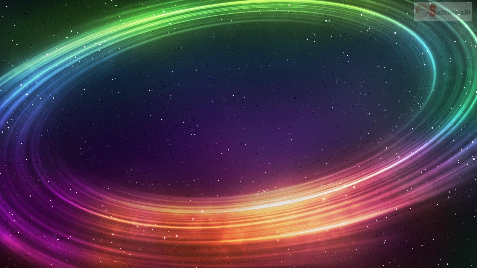 Color Swirl Wallpaper