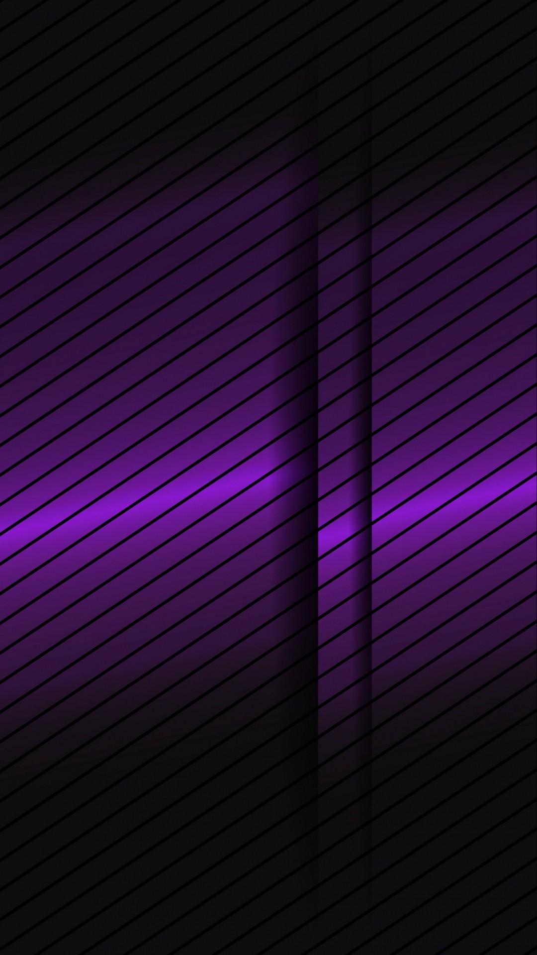 purple.quenalbertini: Abstraction Line Purple iPhone 6 Wallpaper