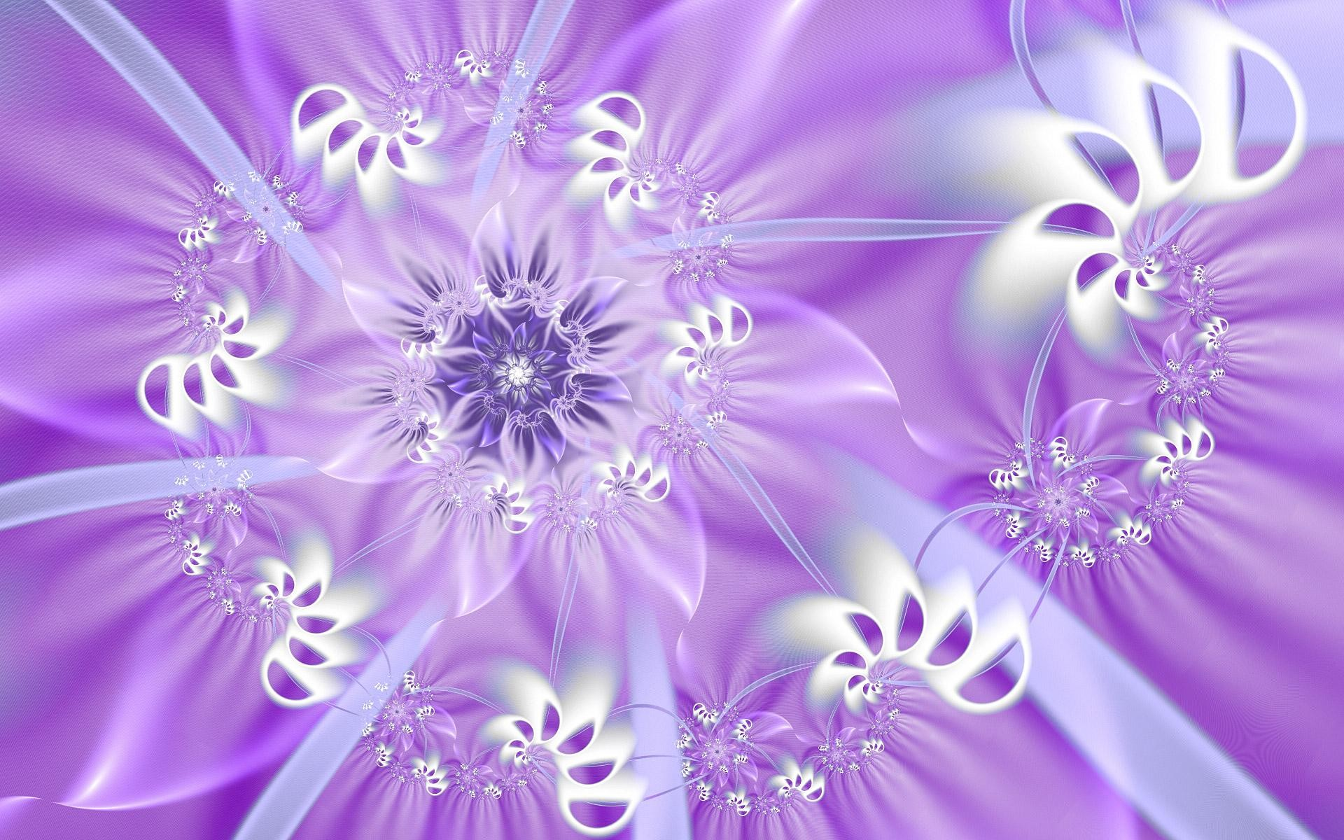 violet swirl wallpaper 8335