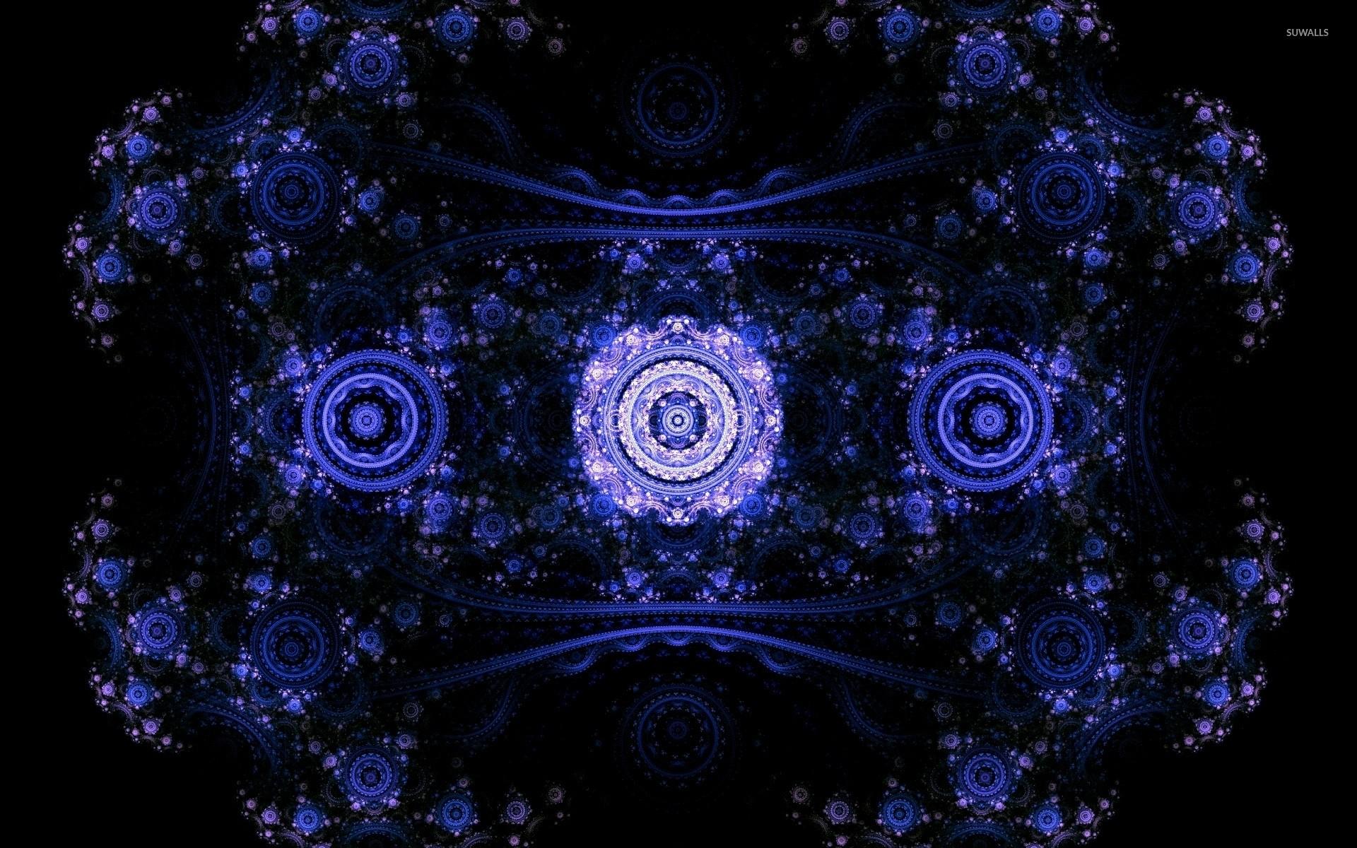 Purple fractal wallpaper jpg