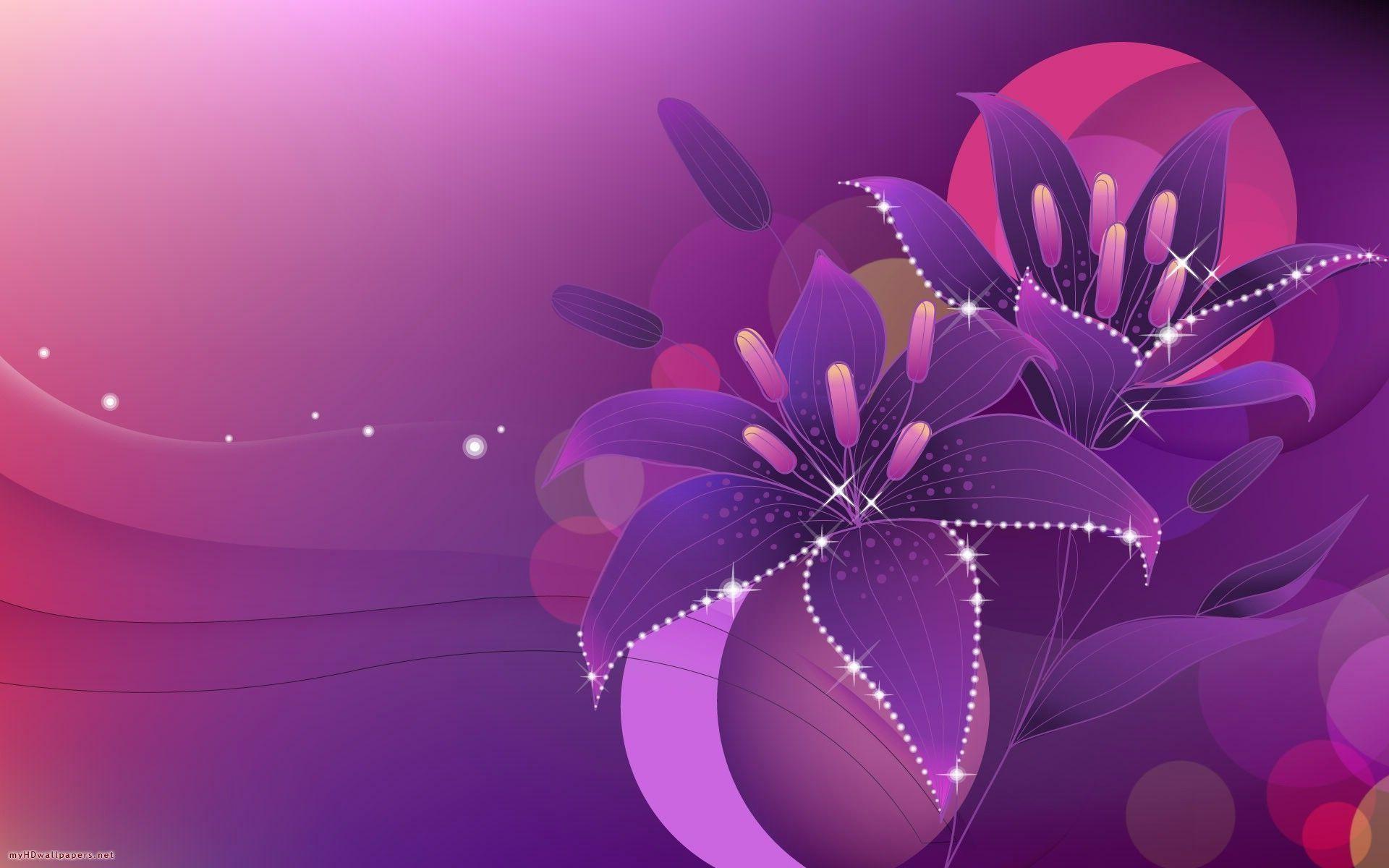 Purple Flowers Wallpapers – Full HD wallpaper search – page 14