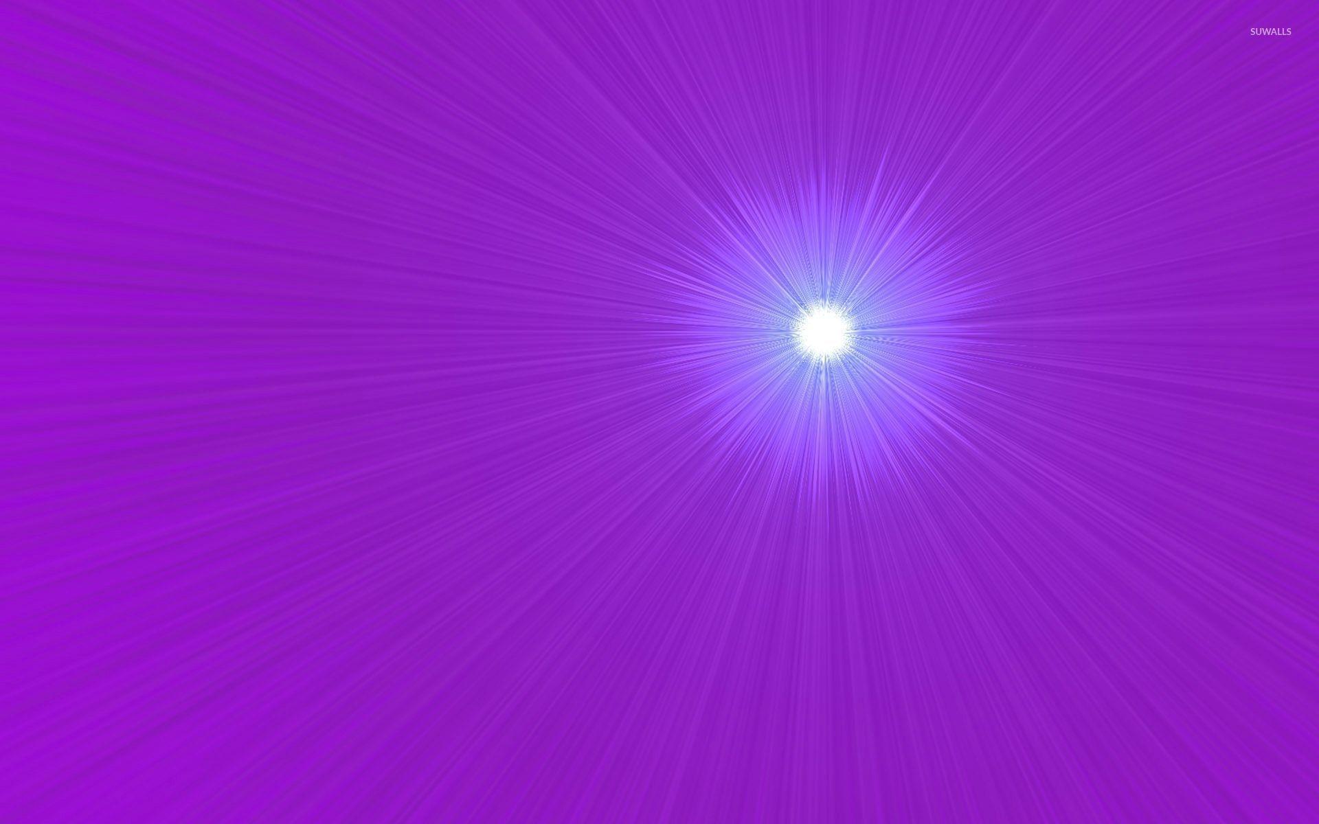 Bright light on the purple wall wallpaper jpg