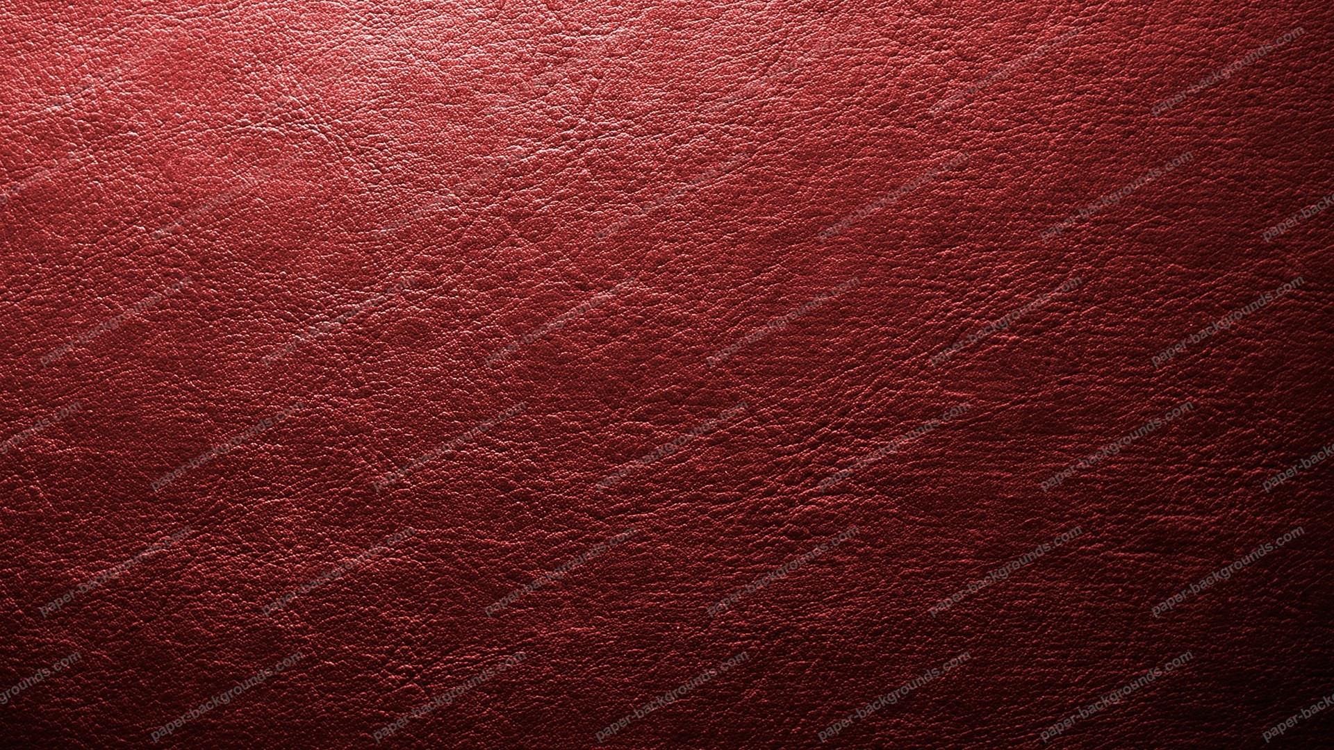 Red Leather Wallpaper
