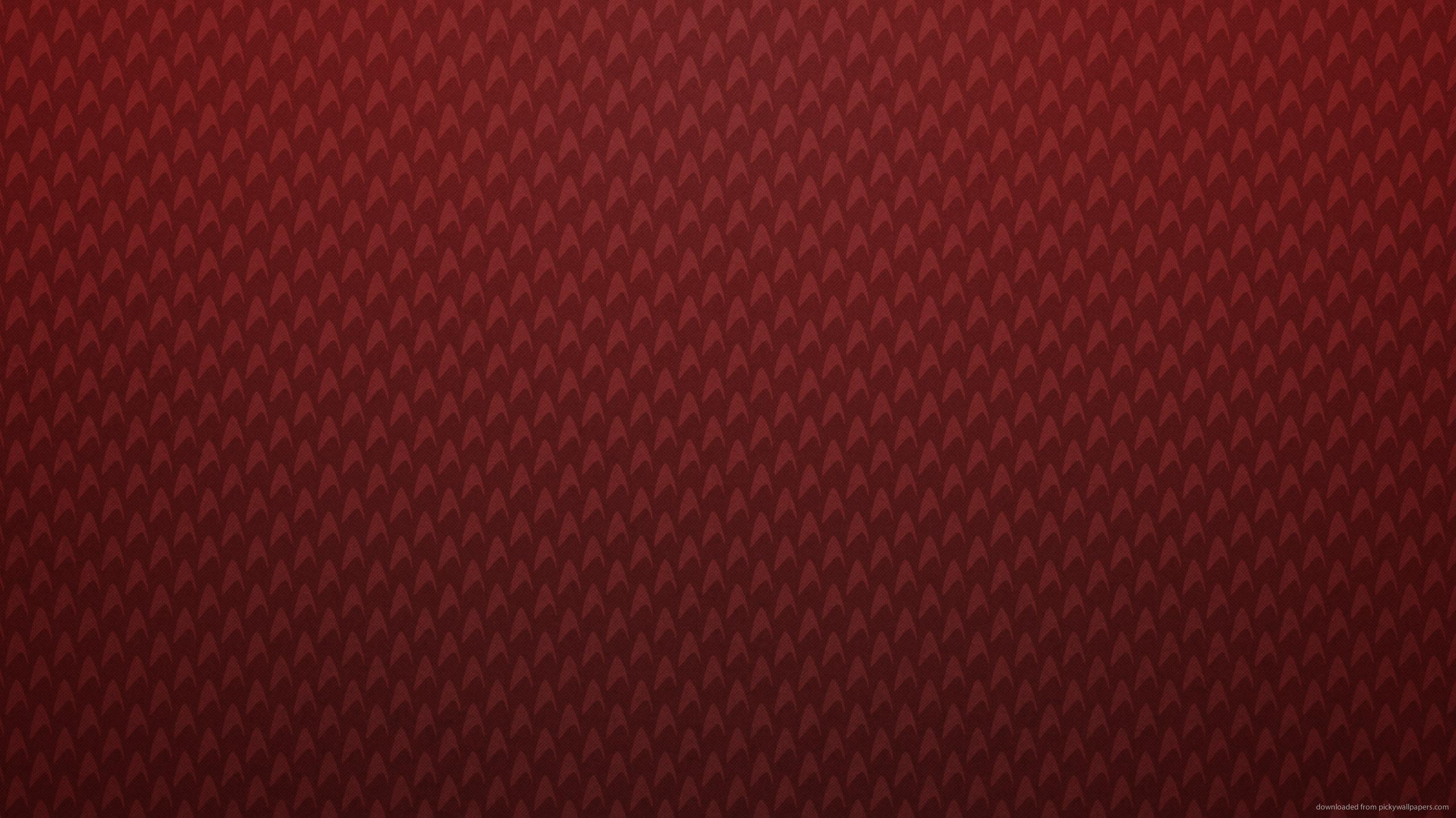 Download Red Star Track Pattern Wallpaper