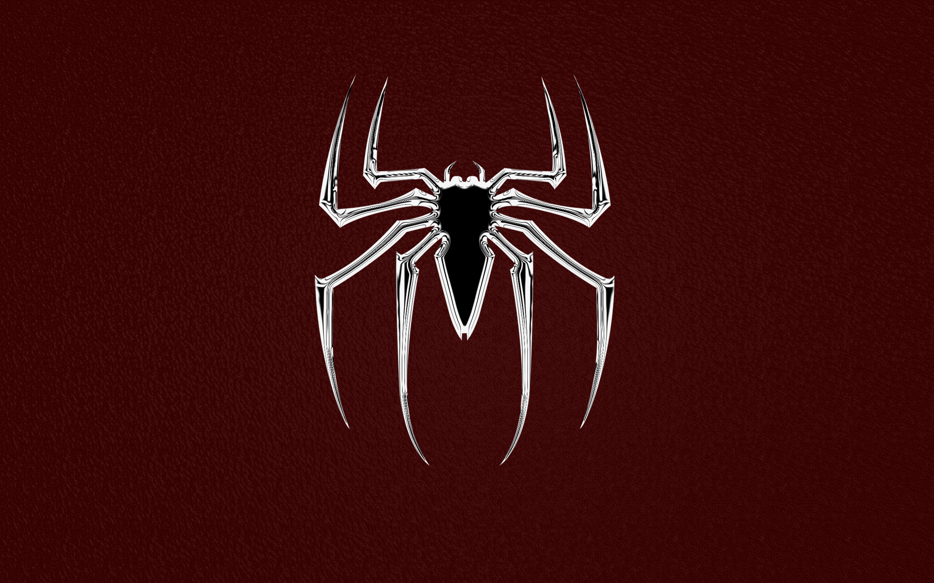 … Chrome Spidey 'Red Leather' by crazySmiley