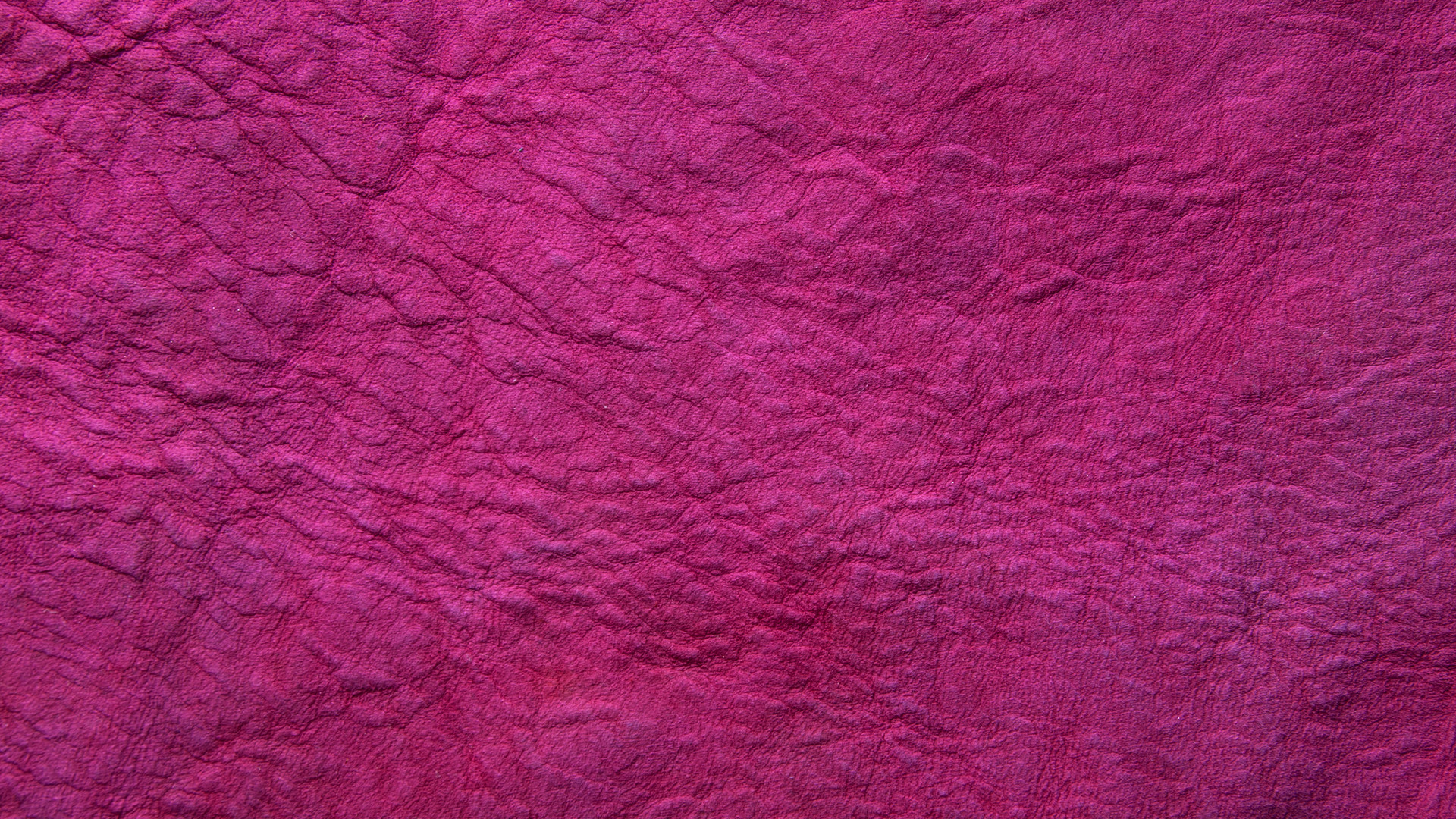 Pink Wrinkled Soft Leather Texture HD