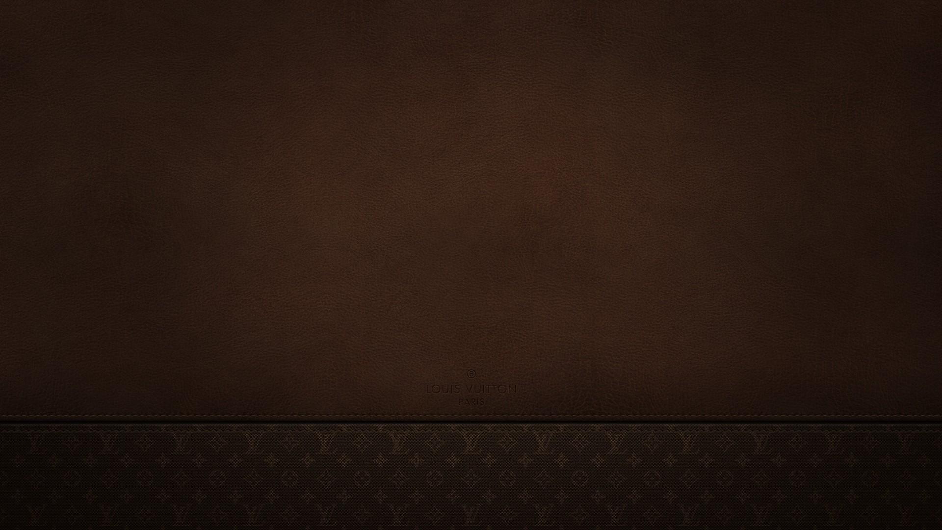 Wallpaper louis vuitton, leather, brand