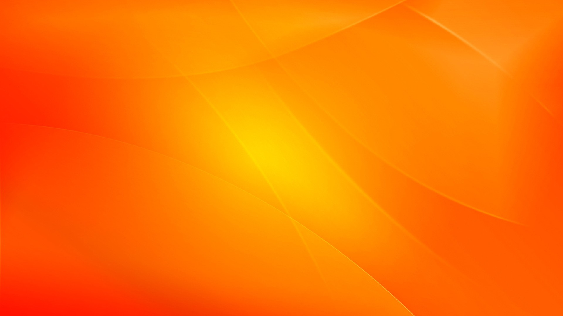 Abstract Orange Wallpaper