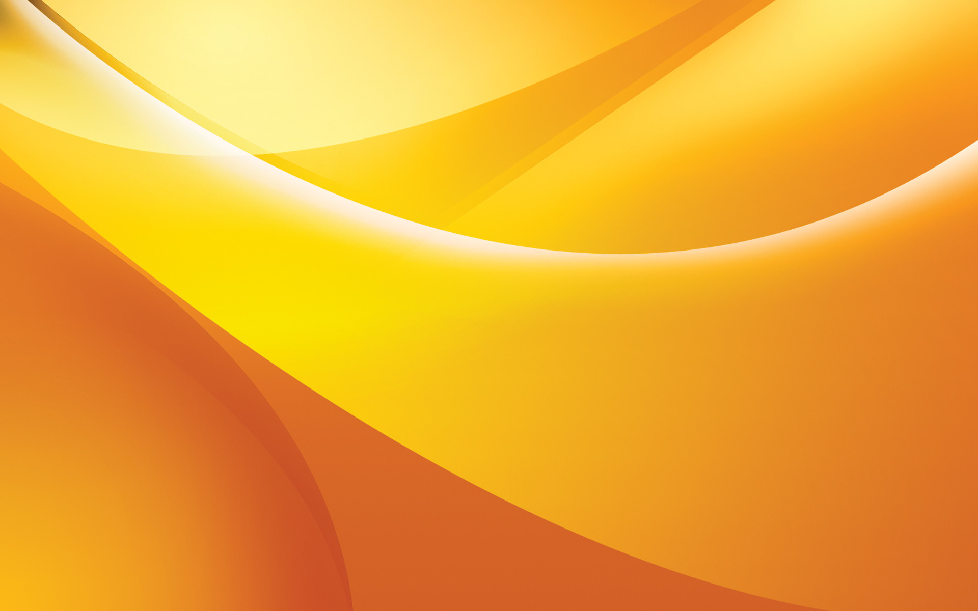 Abstract Orange Wallpaper 1450