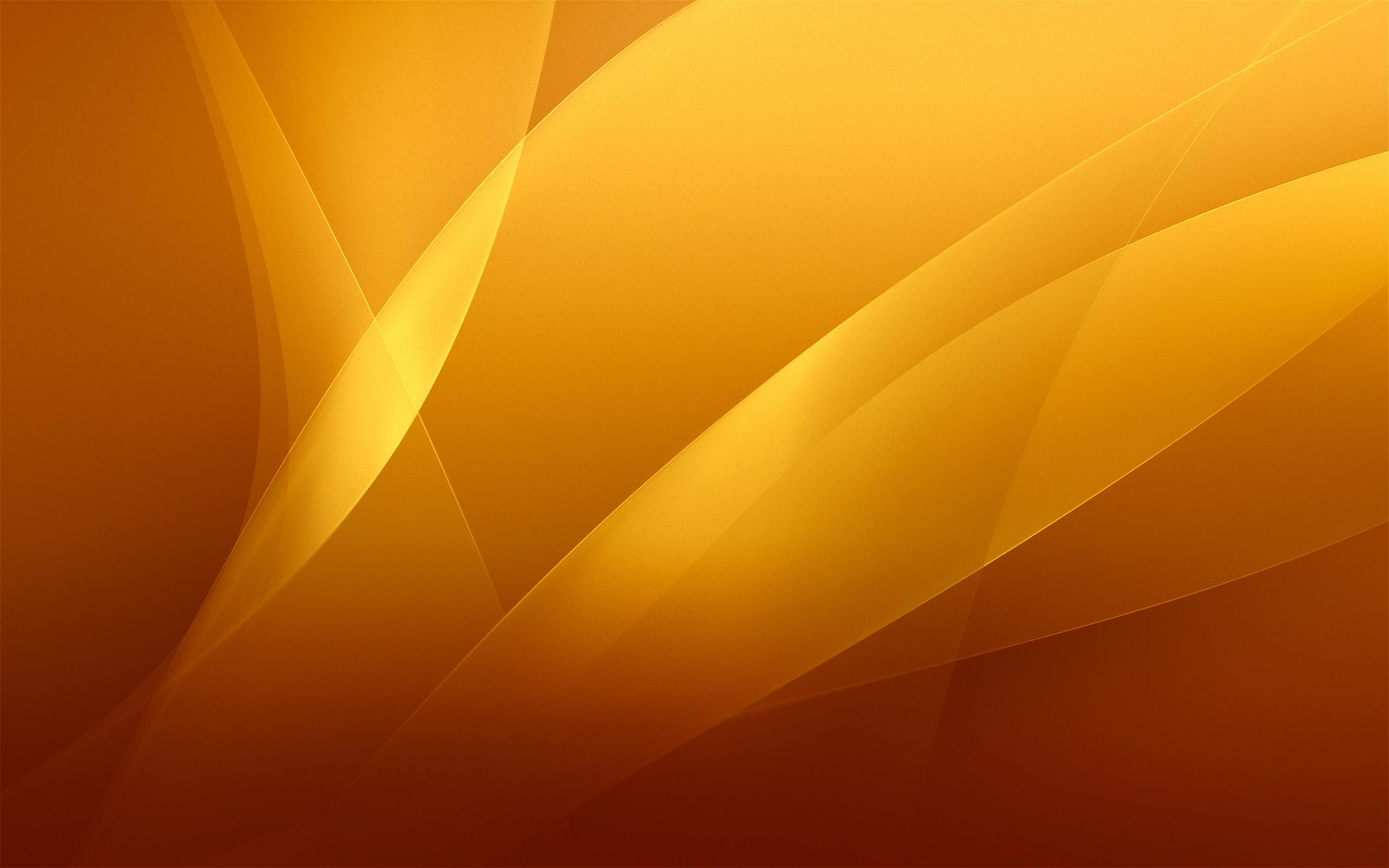 Abstract Orange Wallpaper 997