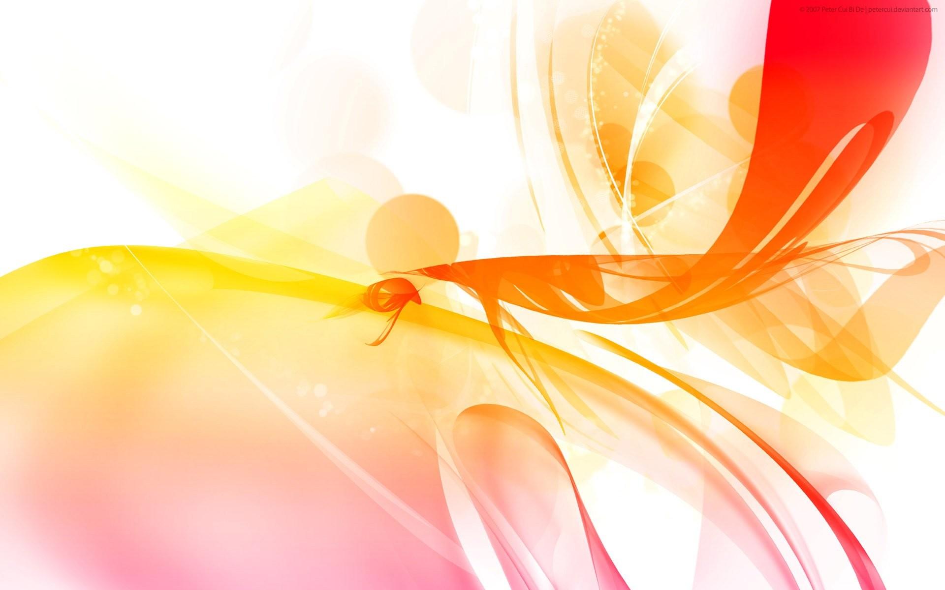 Orange Abstract 362785 …