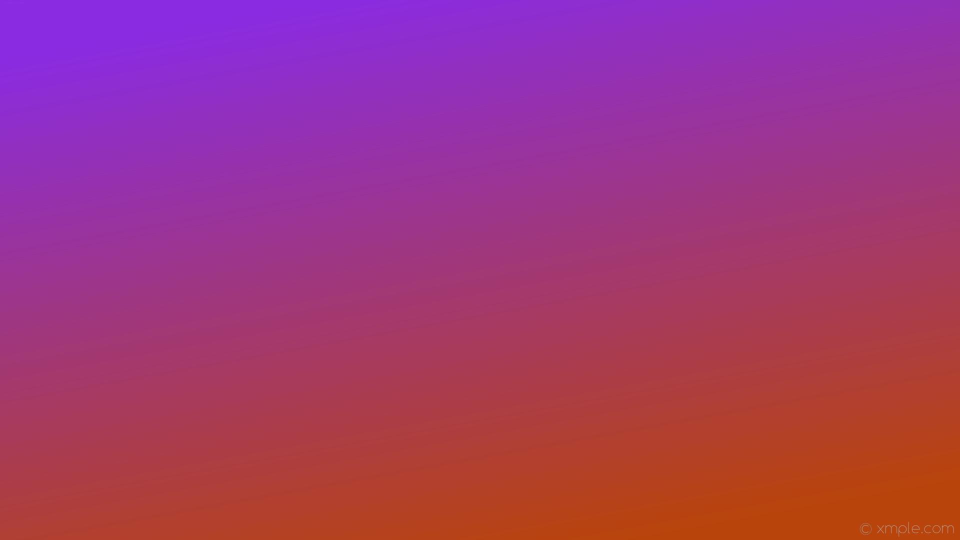 wallpaper gradient orange linear purple blue violet #8a2be2 #b9440b 120°