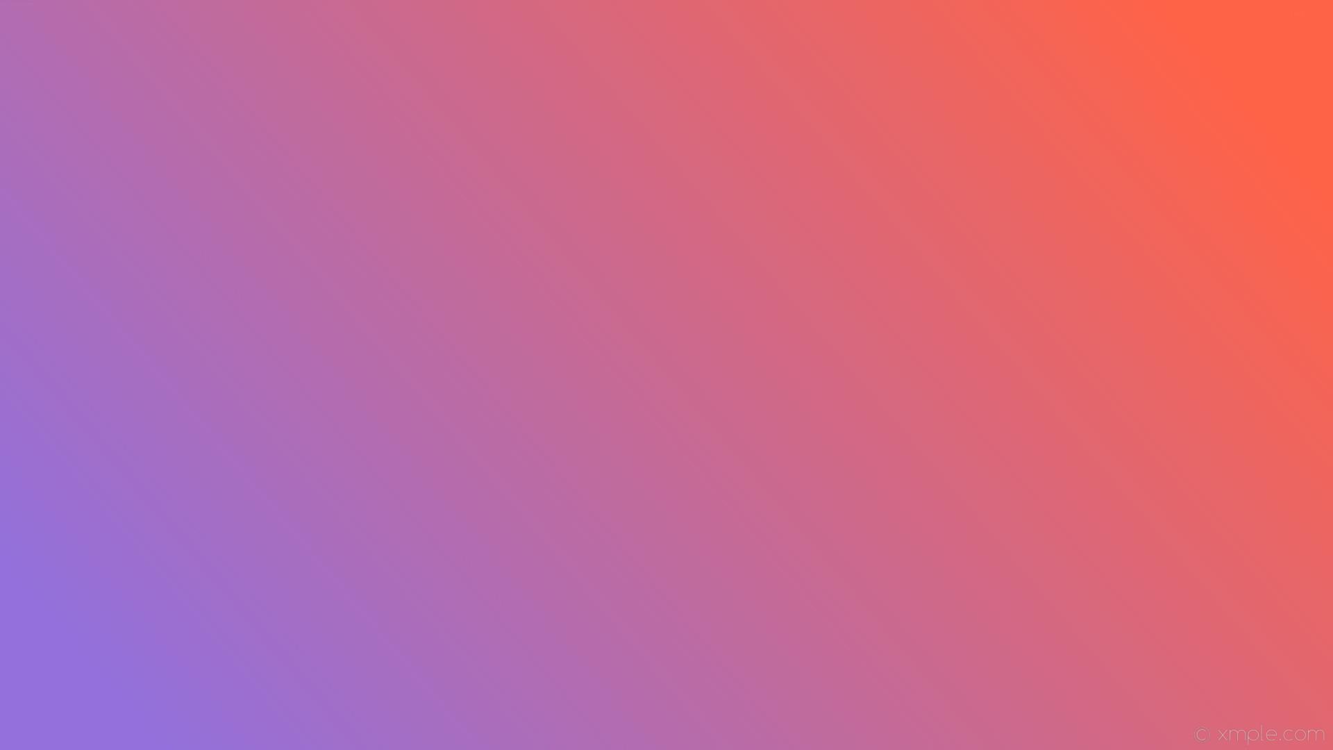 wallpaper purple orange gradient linear tomato medium purple #ff6347  #9370db 15°