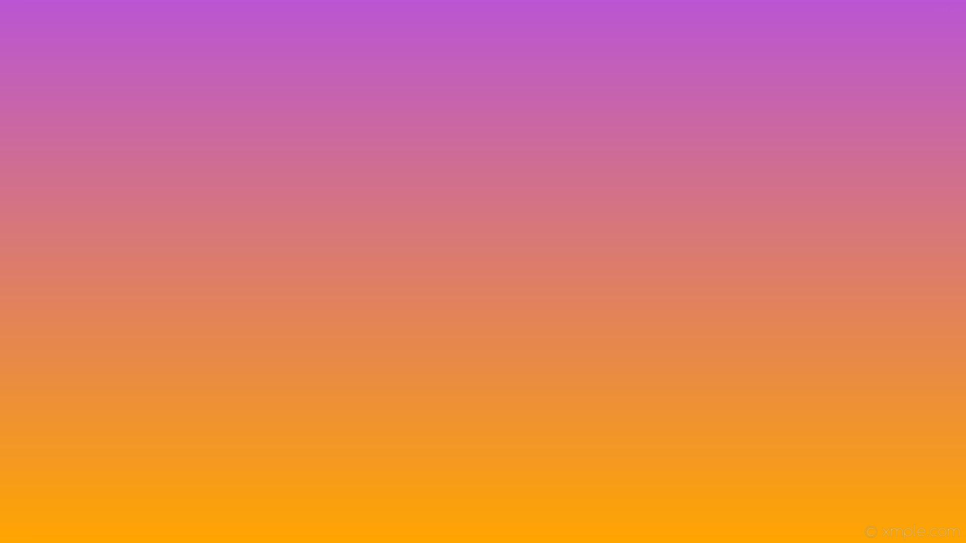 wallpaper orange purple gradient linear medium orchid #ba55d3 #ffa500 90°