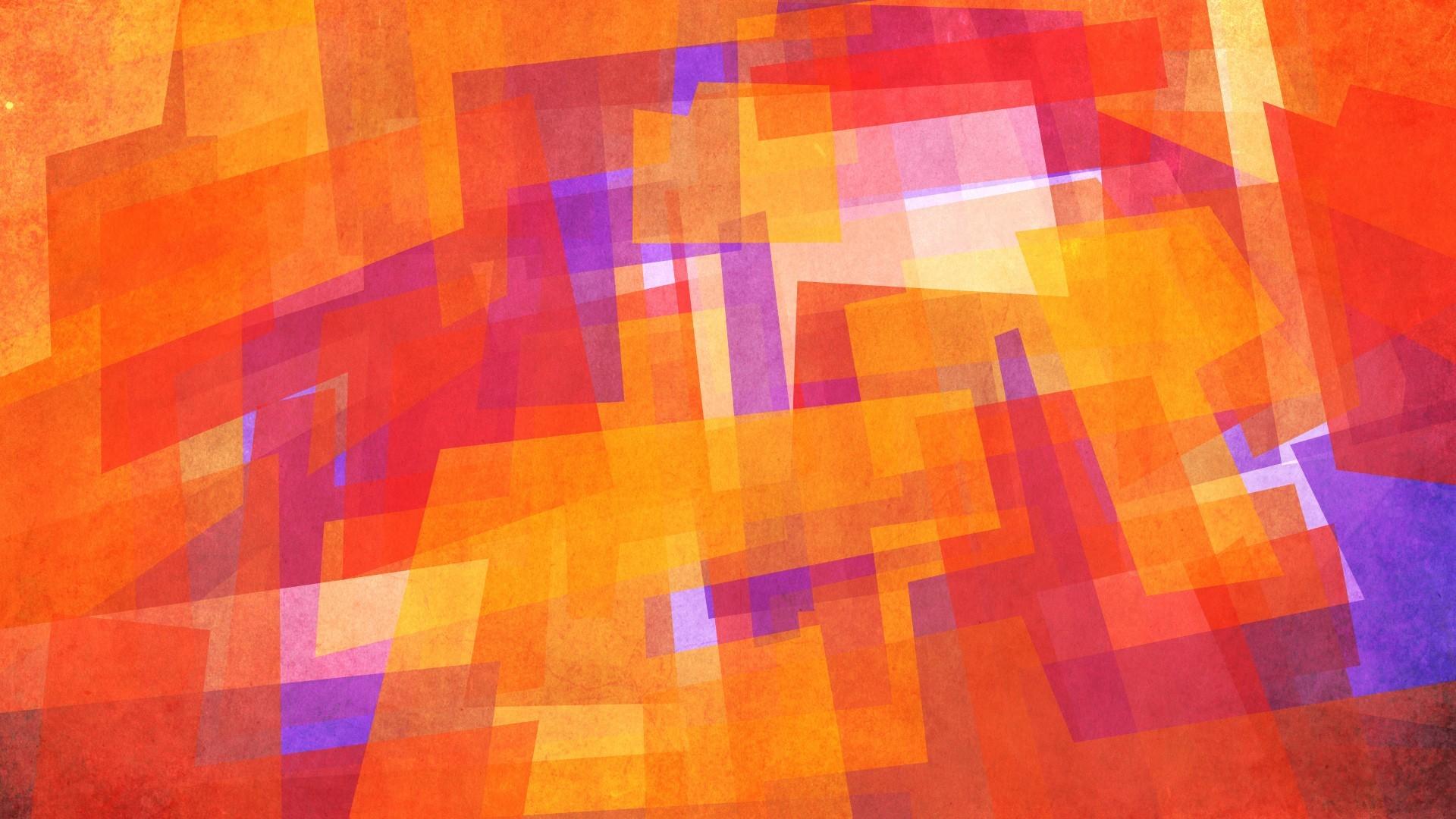 Orange Full HD Wallpaper