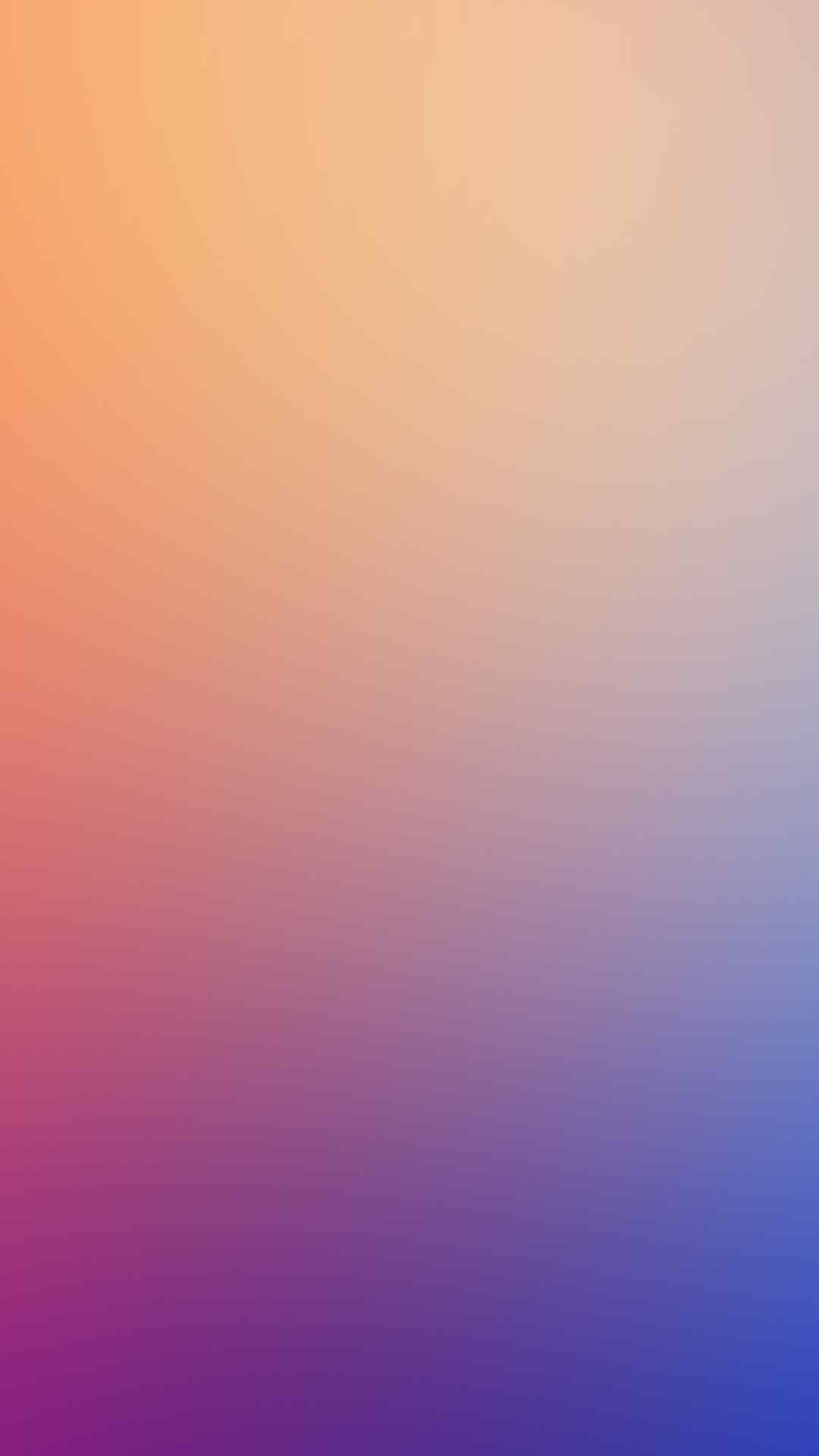 Pattern orange purple blue Android SmartPhone Wallpaper