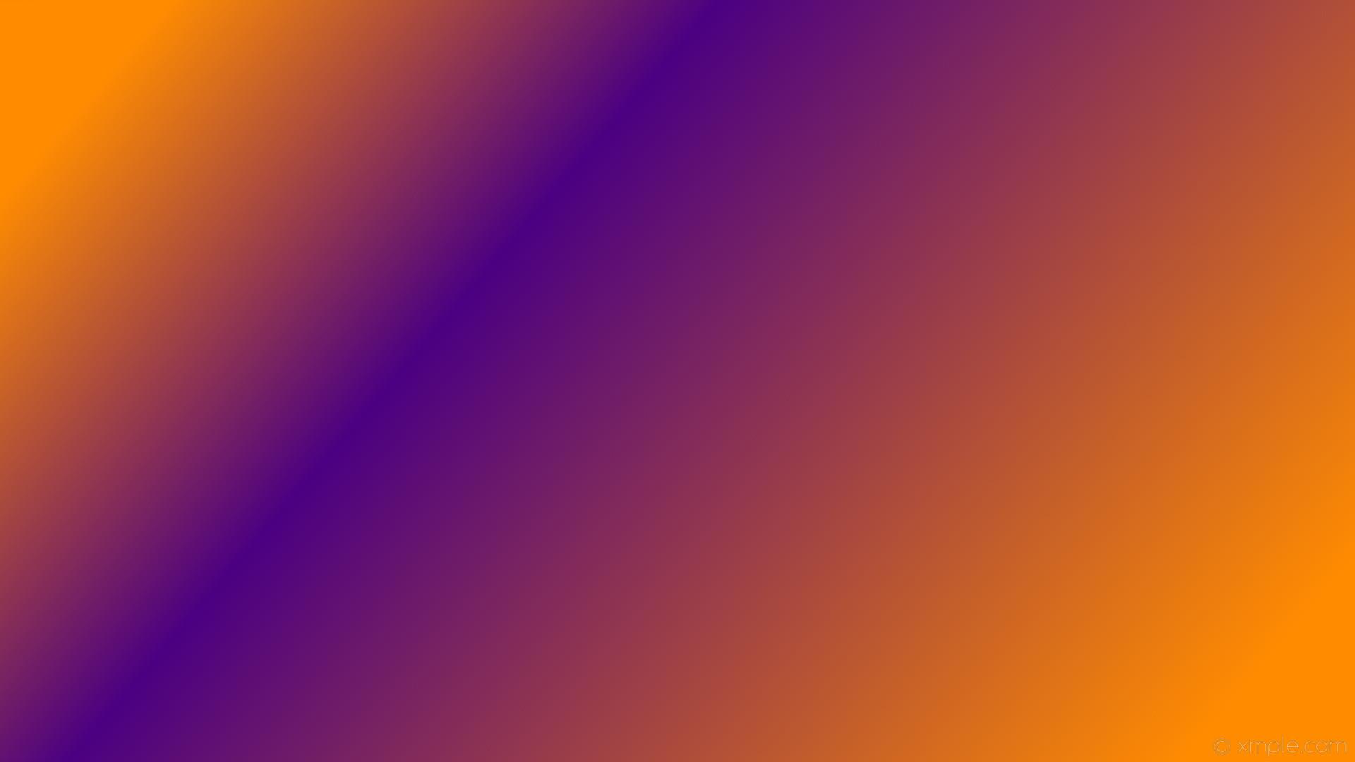 wallpaper highlight linear gradient purple orange dark orange indigo  #ff8c00 #4b0082 165° 33