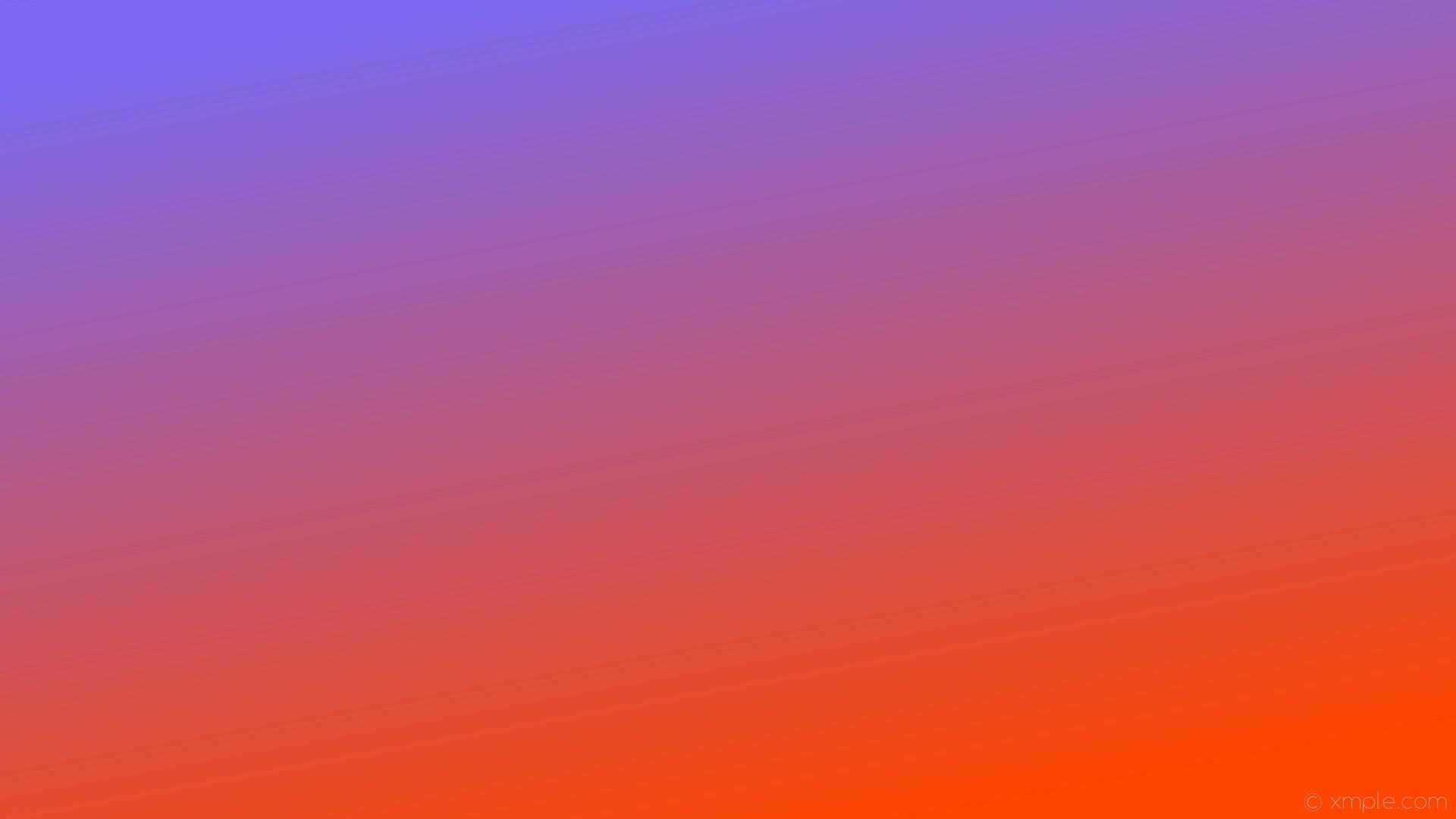 wallpaper orange purple gradient linear medium slate blue orangered #7b68ee  #ff4500 120°