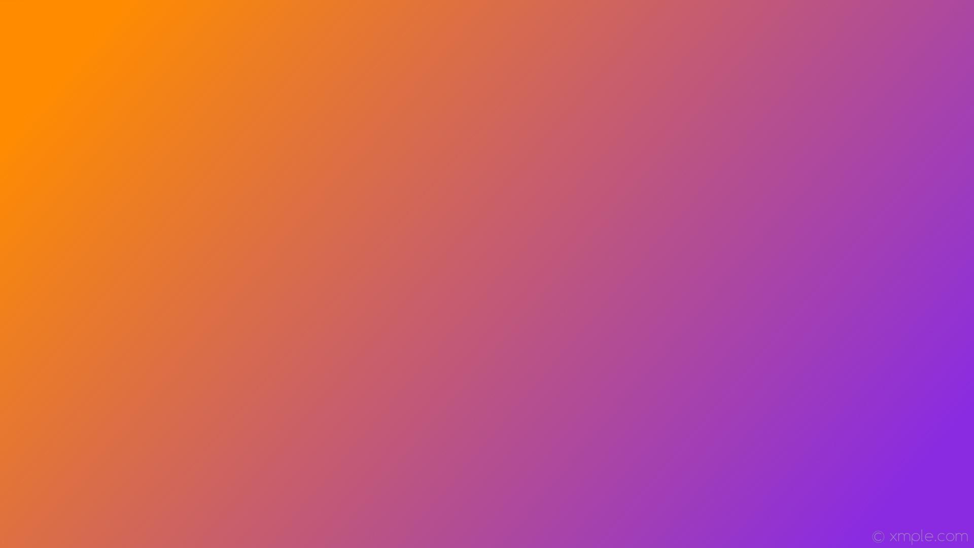 wallpaper linear orange gradient purple dark orange blue violet #ff8c00  #8a2be2 165°