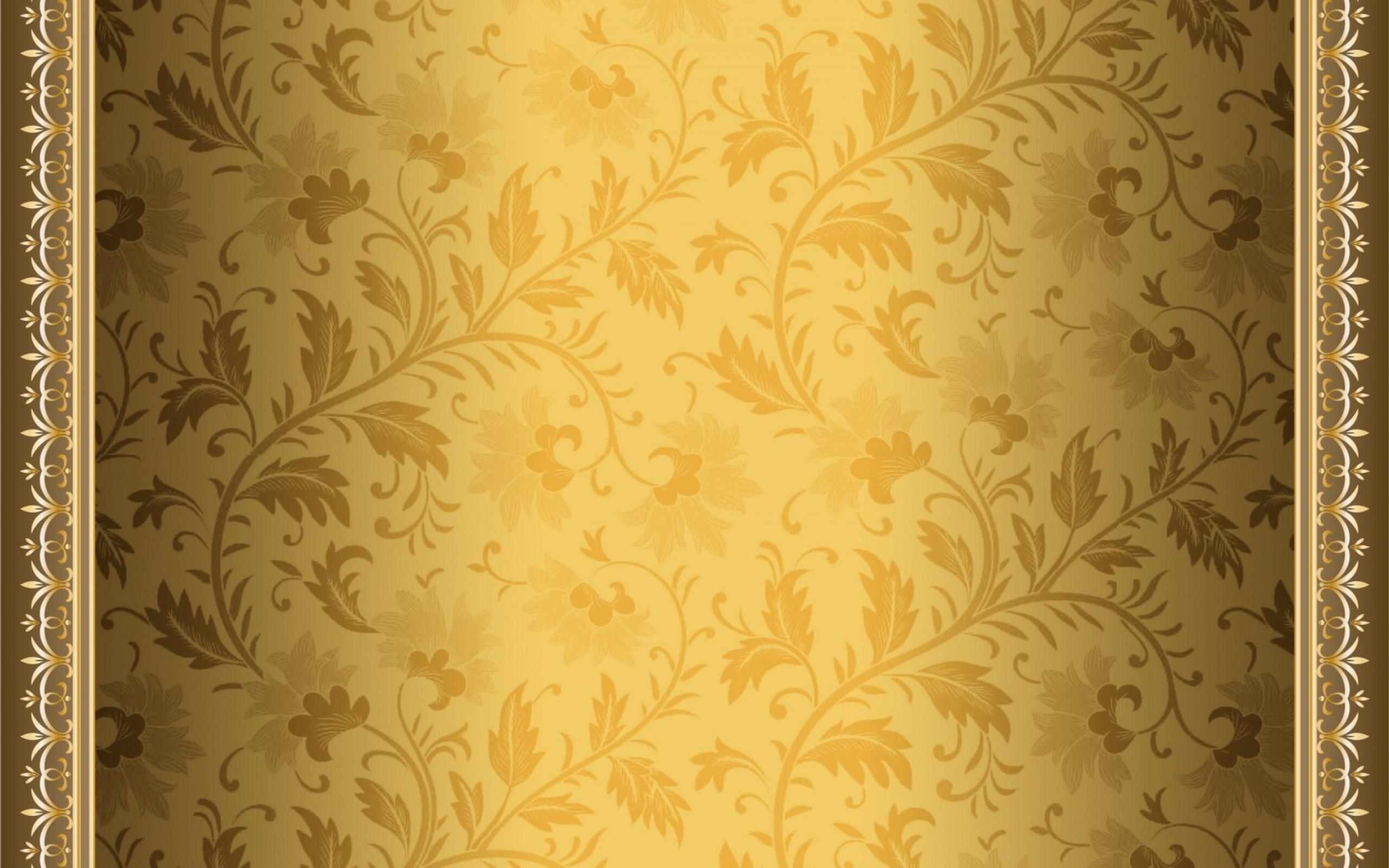 Wallpaper pattern, bronze, texture