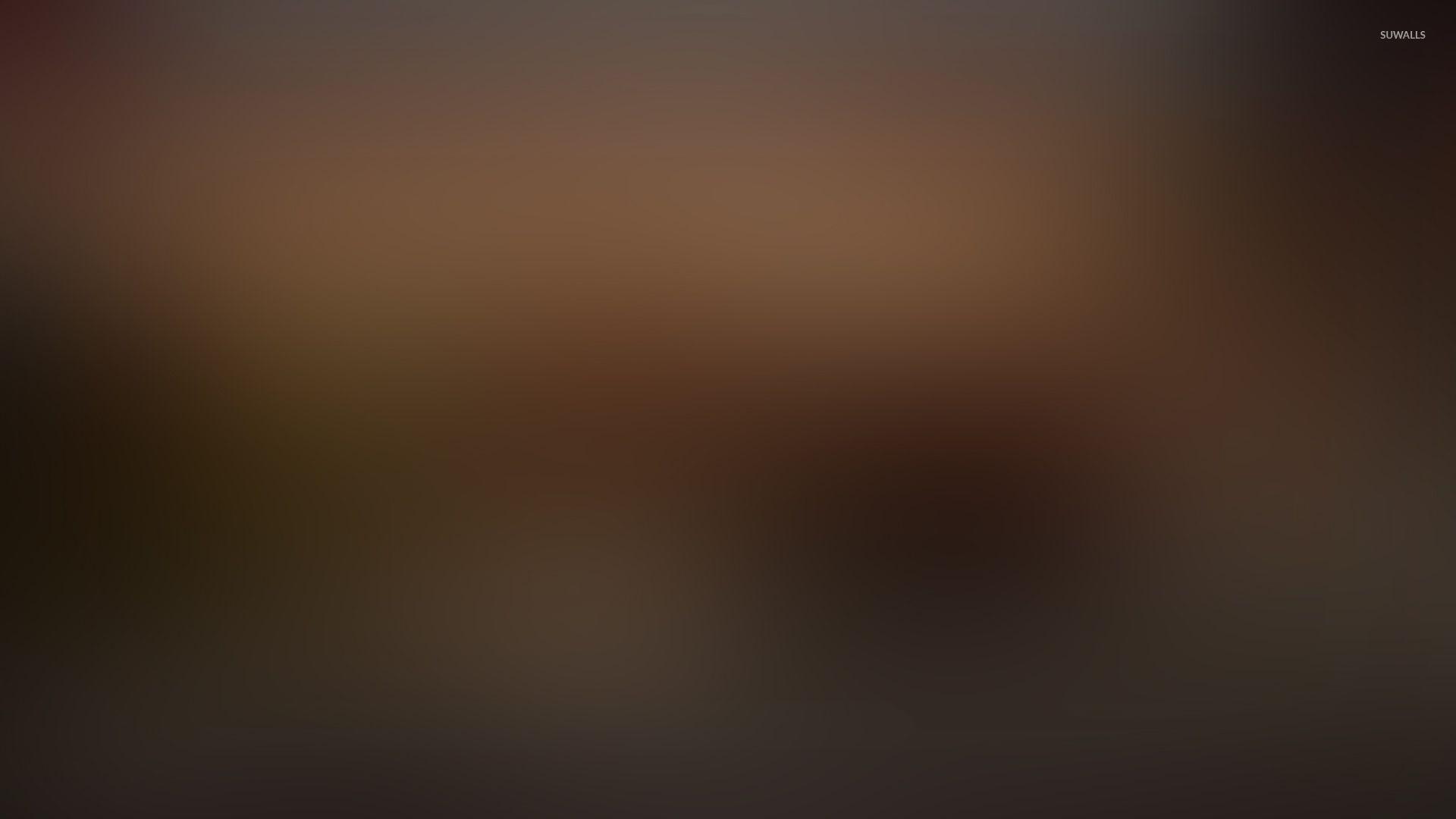Brown blur wallpaper jpg