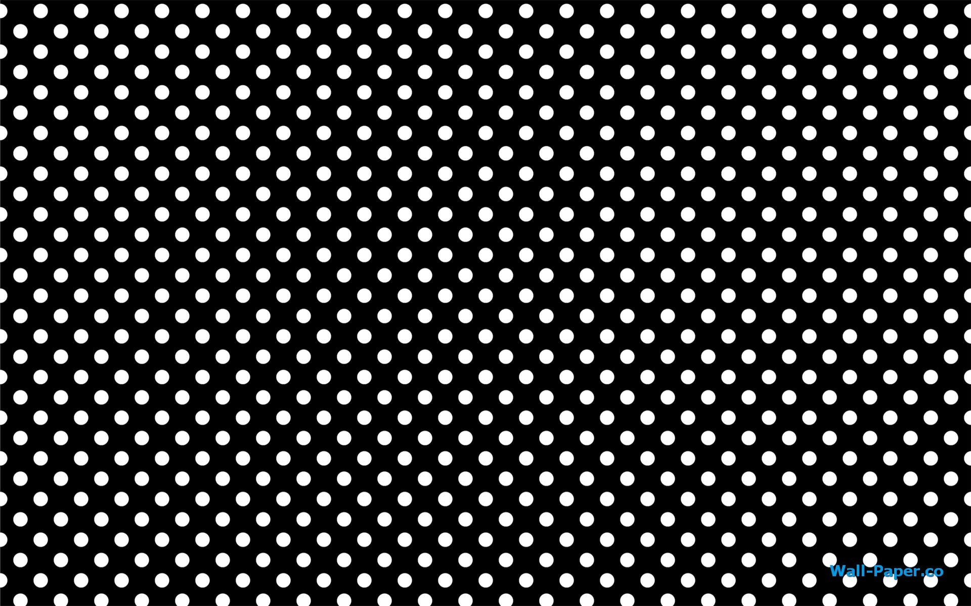 White Dots On Black Background Hd Wallpaper | Wallpaper List