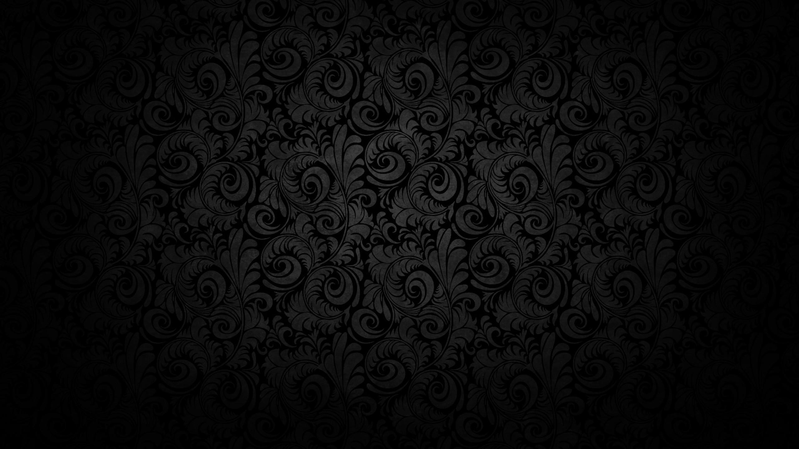Wallpaper black background, pattern, light, texture