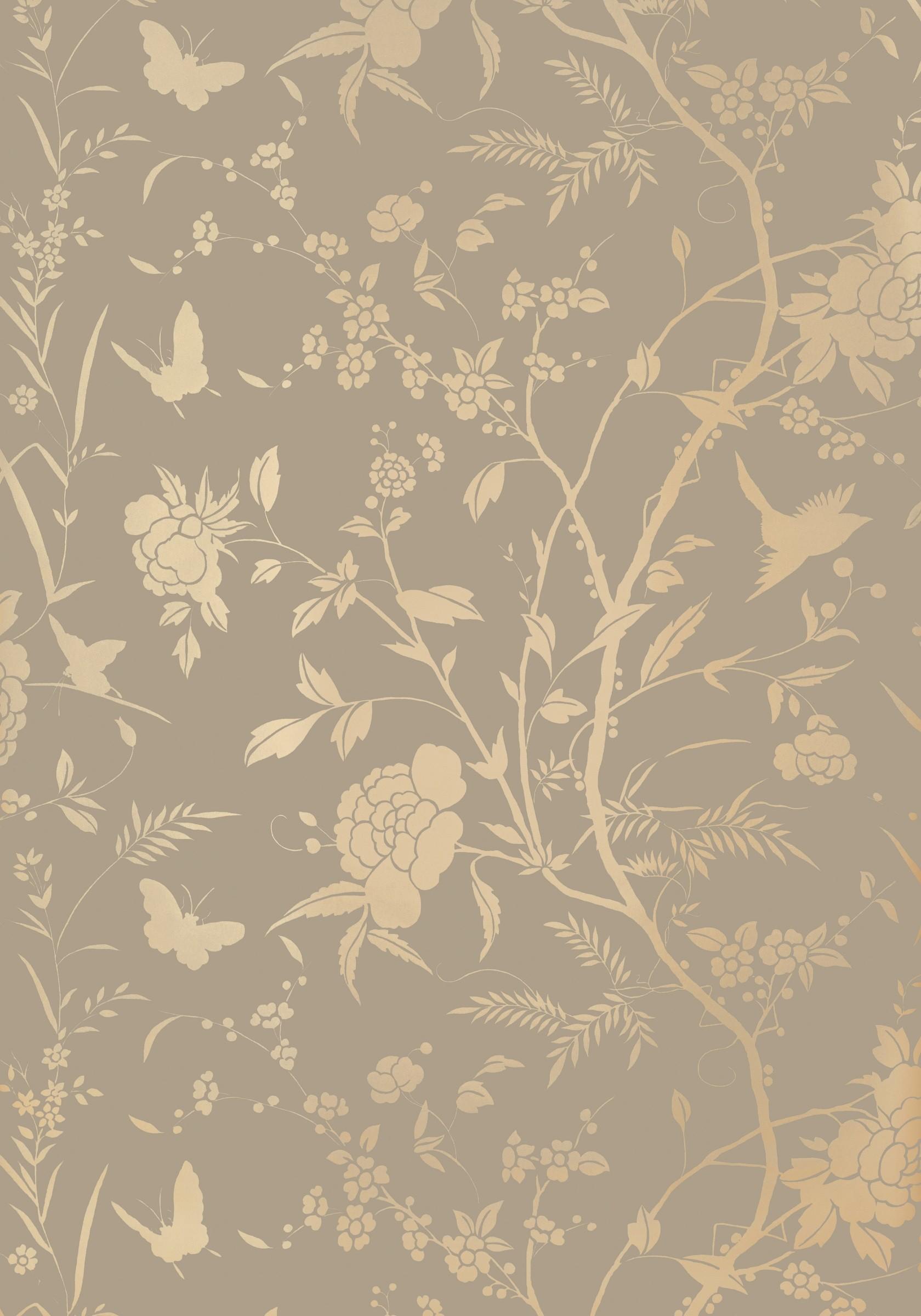 Gold Foil Wallpaper Uk