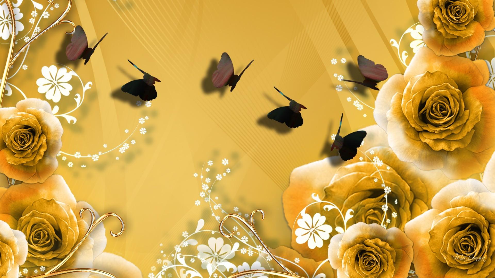 … rose gold wallpaper wallpapersafari …