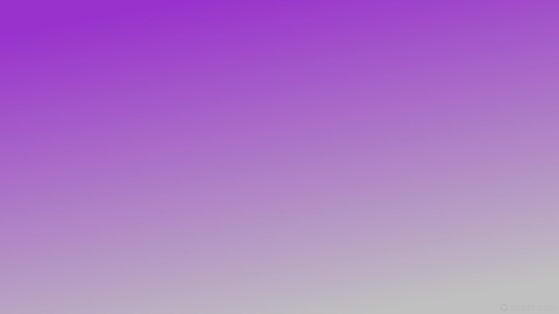 wallpaper gradient linear purple grey silver dark orchid #c0c0c0 #9932cc  300°