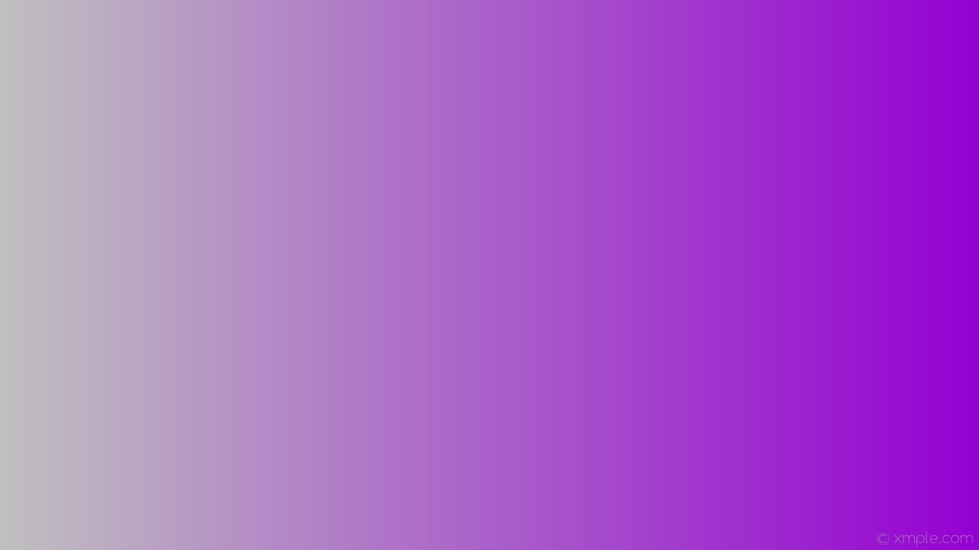 wallpaper purple grey gradient linear dark violet silver #9400d3 #c0c0c0 0°
