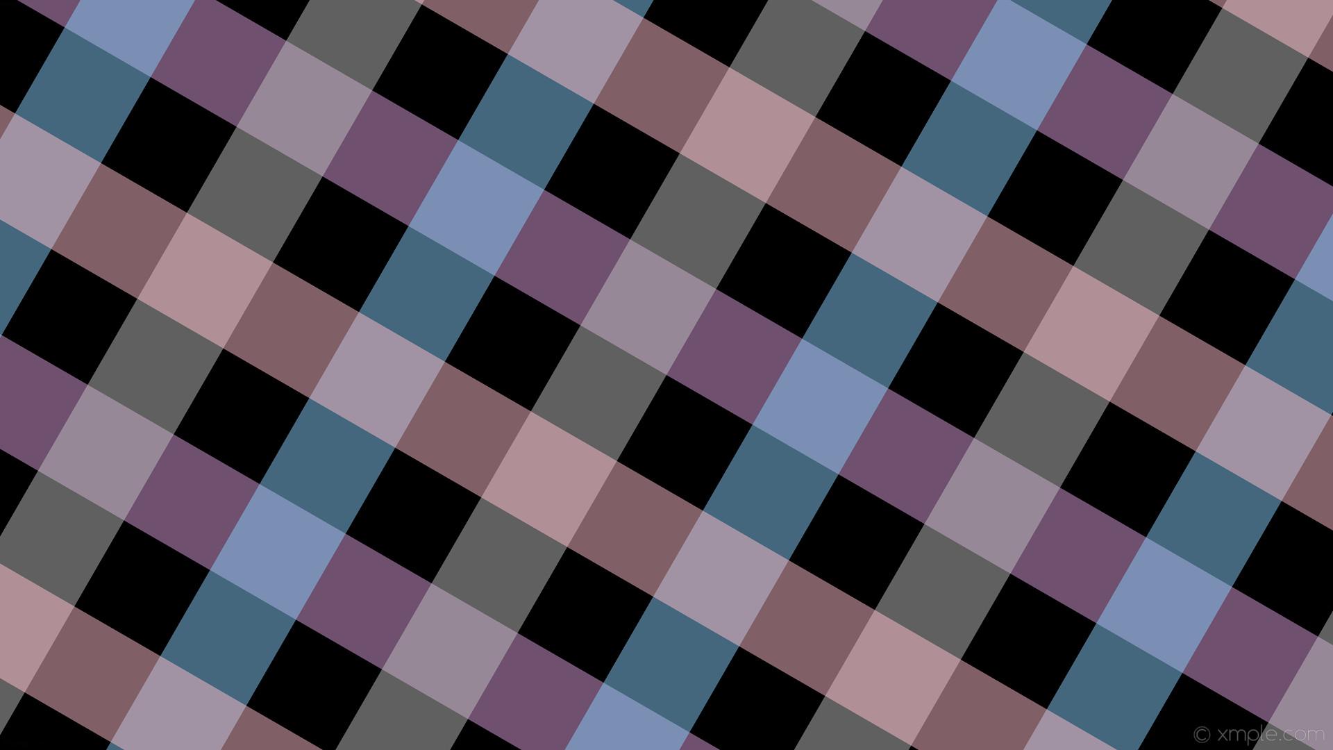 wallpaper purple blue pink striped penta gingham black grey plum silver  light sky blue #000000