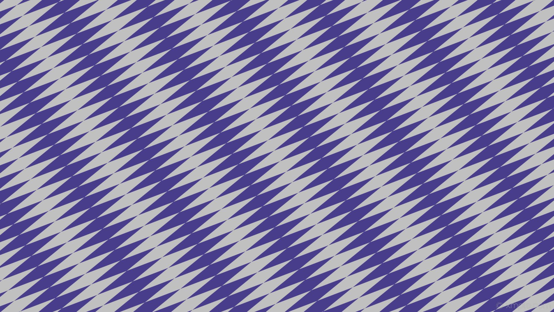 wallpaper diamond lozenge rhombus purple grey silver dark slate blue  #c0c0c0 #483d8b 30°
