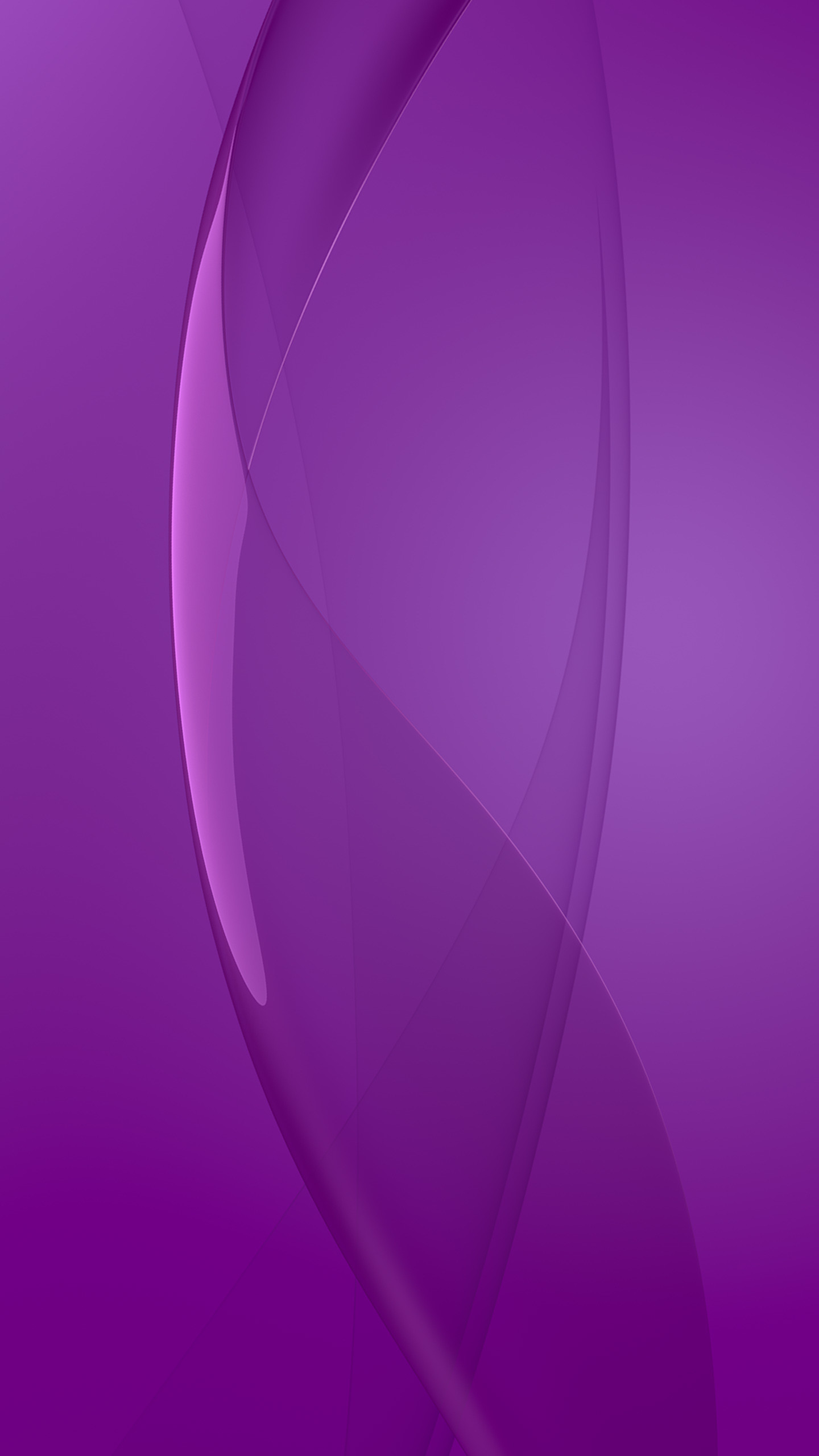Exquisite purple abstract Galaxy S6 Wallpaper