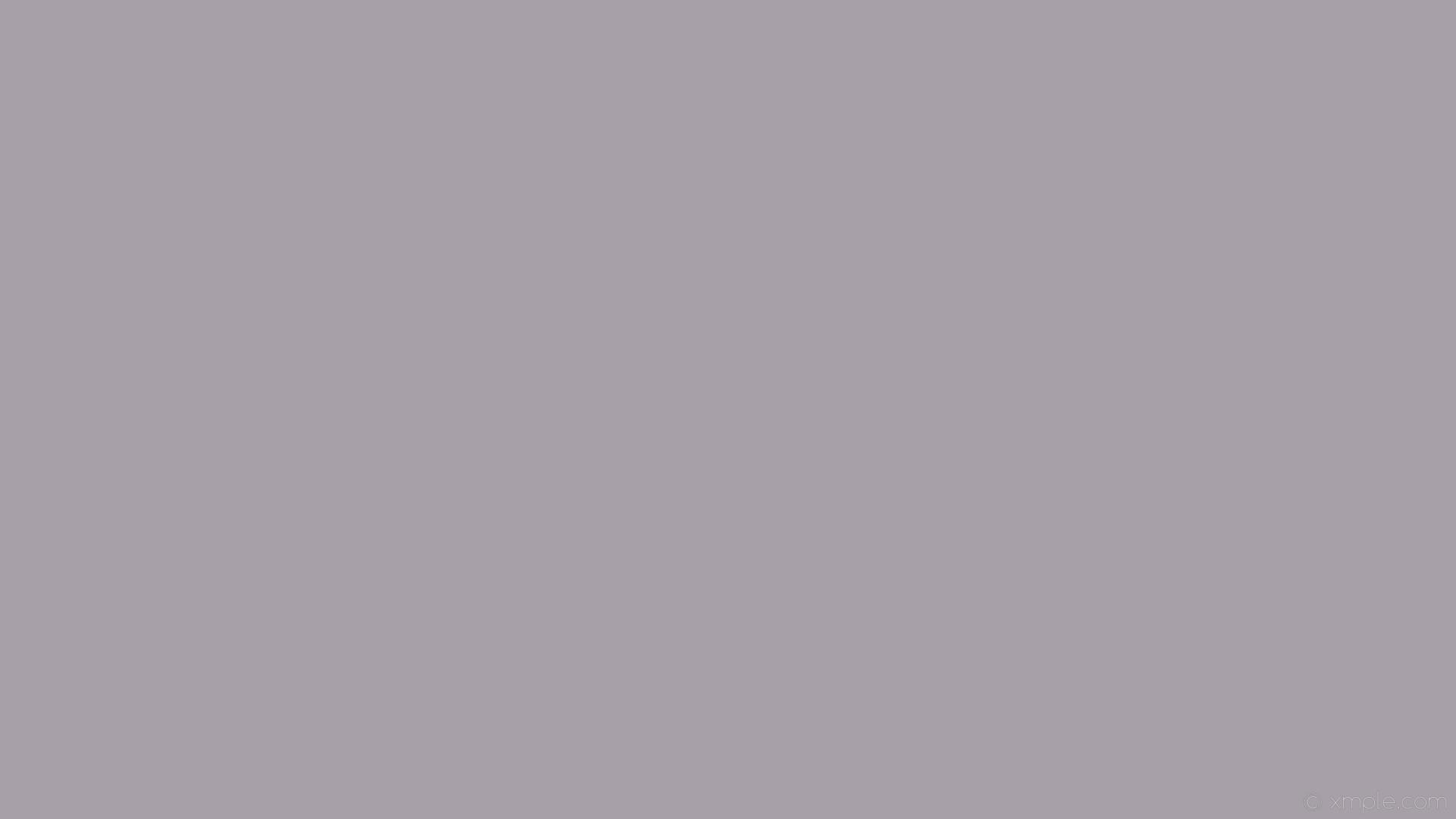 wallpaper solid color gray plain one colour single #a7a0a8