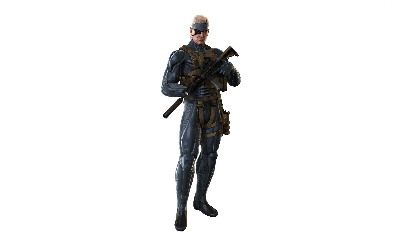Solid Snake – Metal Gear Solid [2] wallpaper jpg
