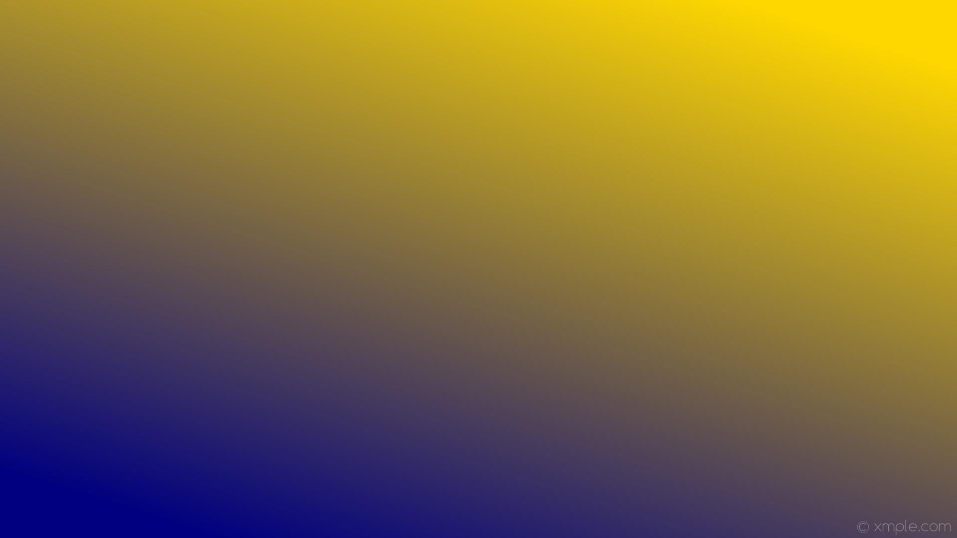 wallpaper yellow gradient linear blue gold navy #ffd700 #000080 45°