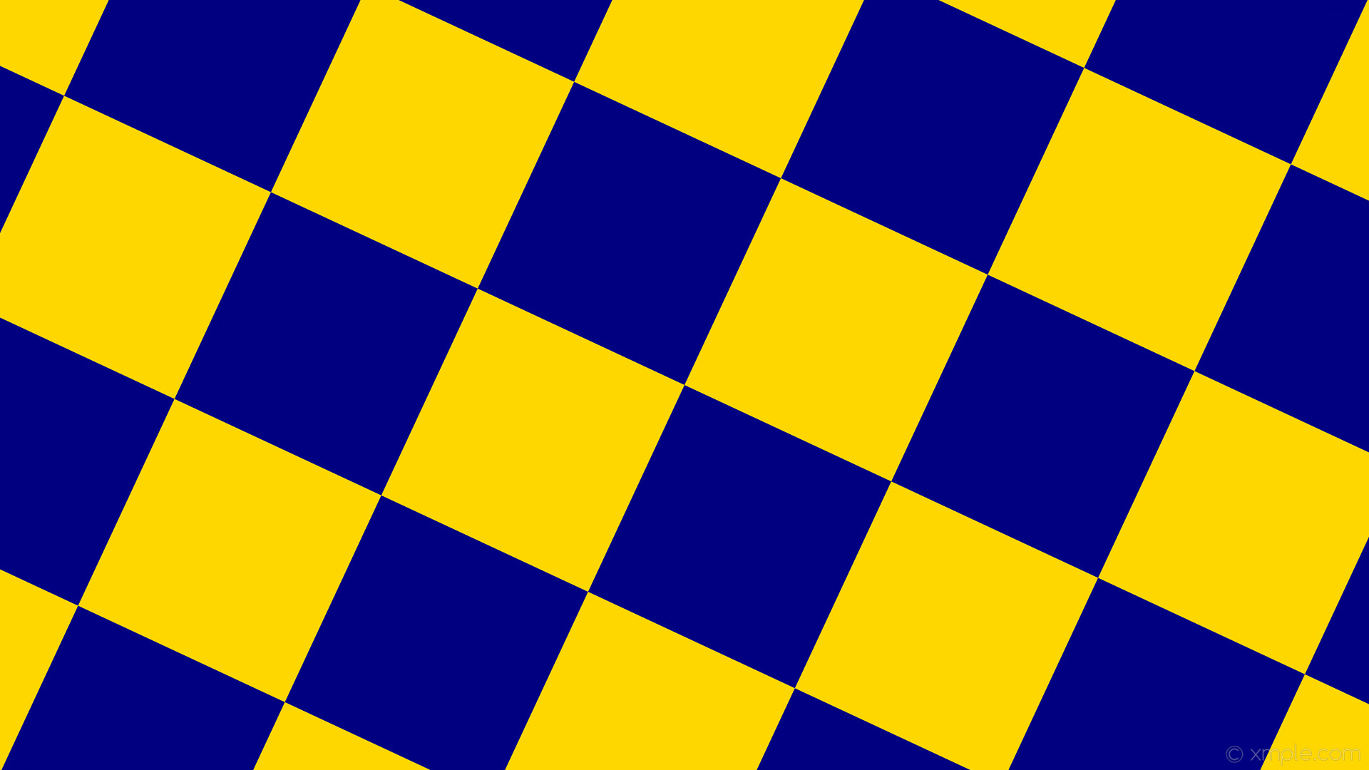 wallpaper squares yellow checkered blue gold navy #ffd700 #000080 diagonal  65° 320px