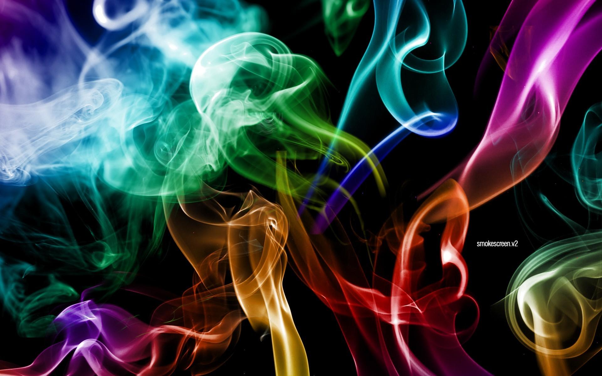 Smoke Colors Wallpapers | HD Wallpapers