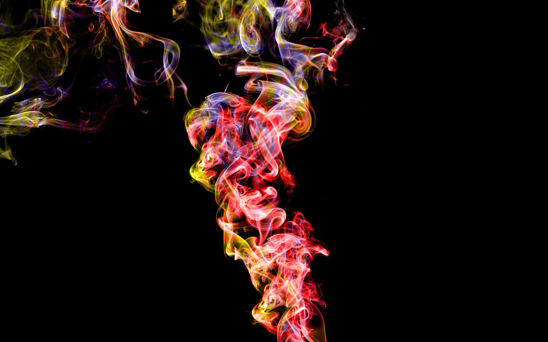 Colored Smoke Wallpaper by KaleidoscopeEyez on DeviantArt