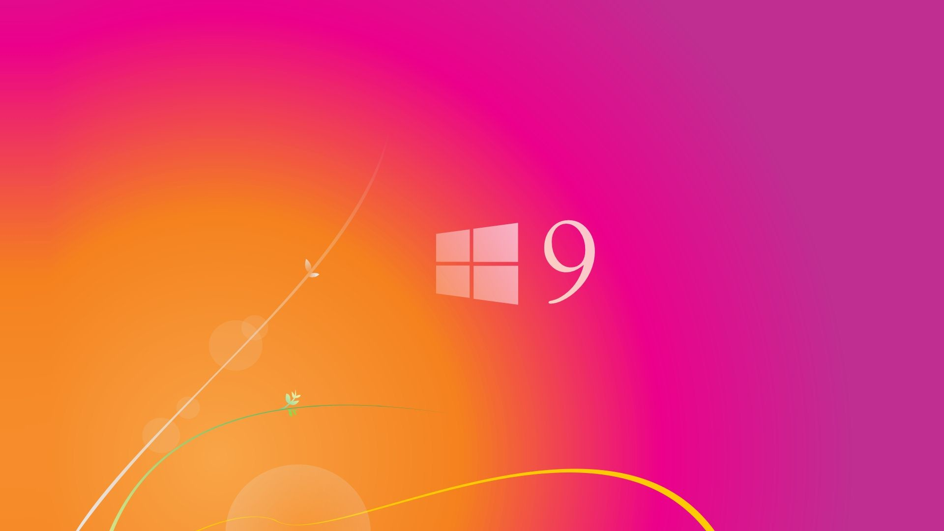 Windows 9 HD Wallpapers and Desktop Themes