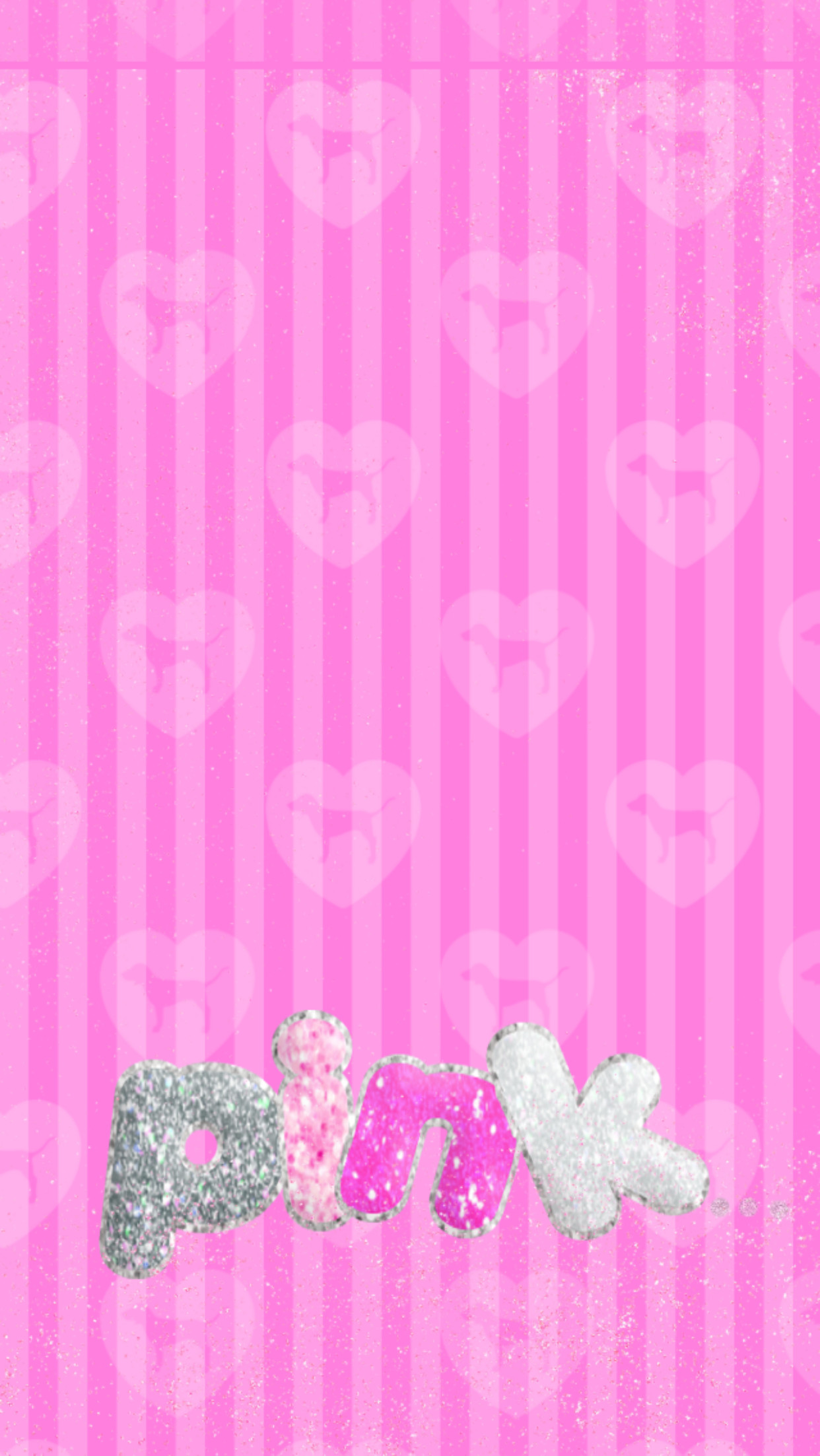 Cute Wallpapers, Phone Wallpapers, Iphone 3, Fashion Brands, Vs Pink, Wall  Papers, Hello Kitty, Android, Girly