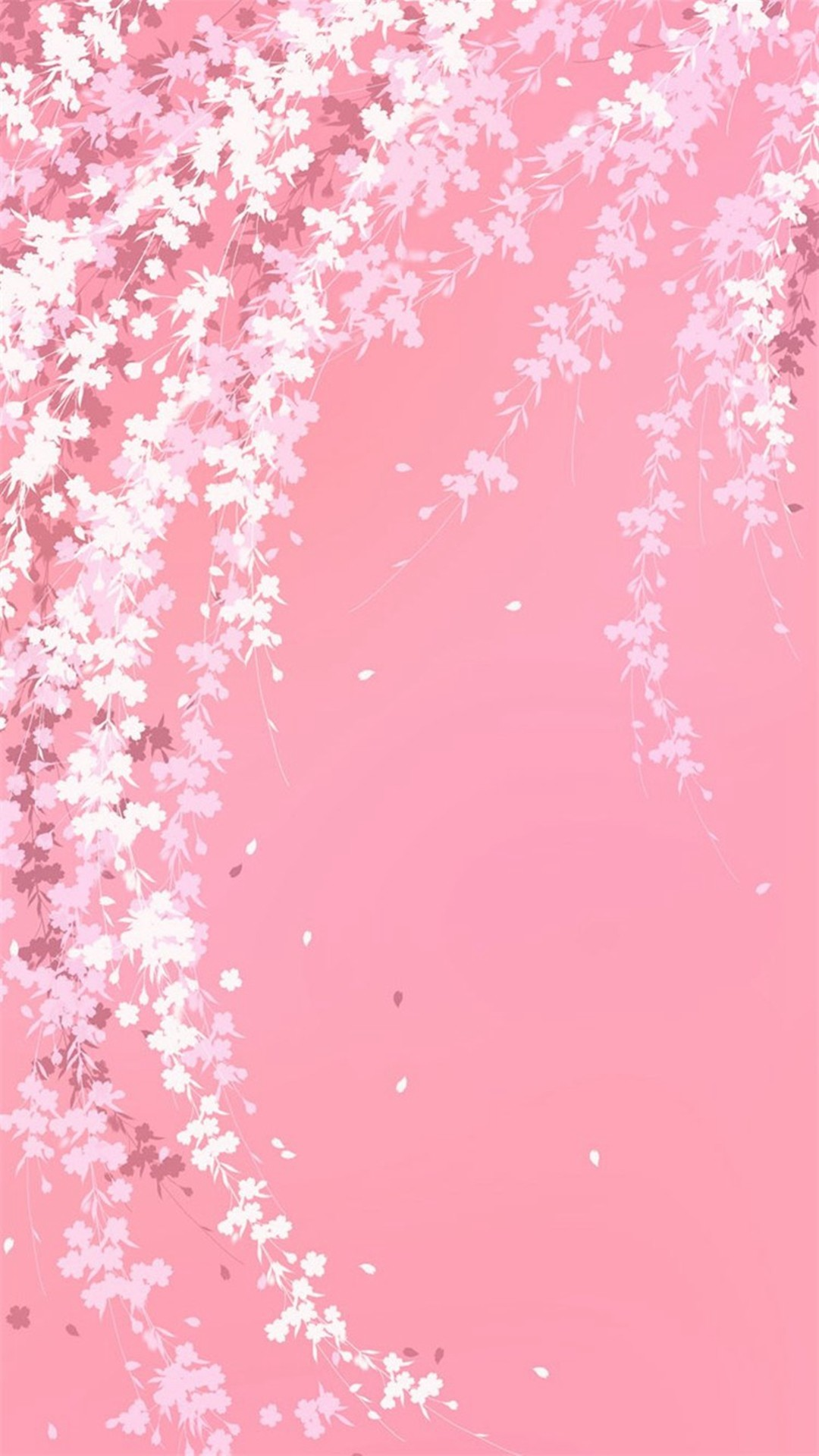 Bright Floral Rattan Pattern #iPhone #6 #plus #wallpaper
