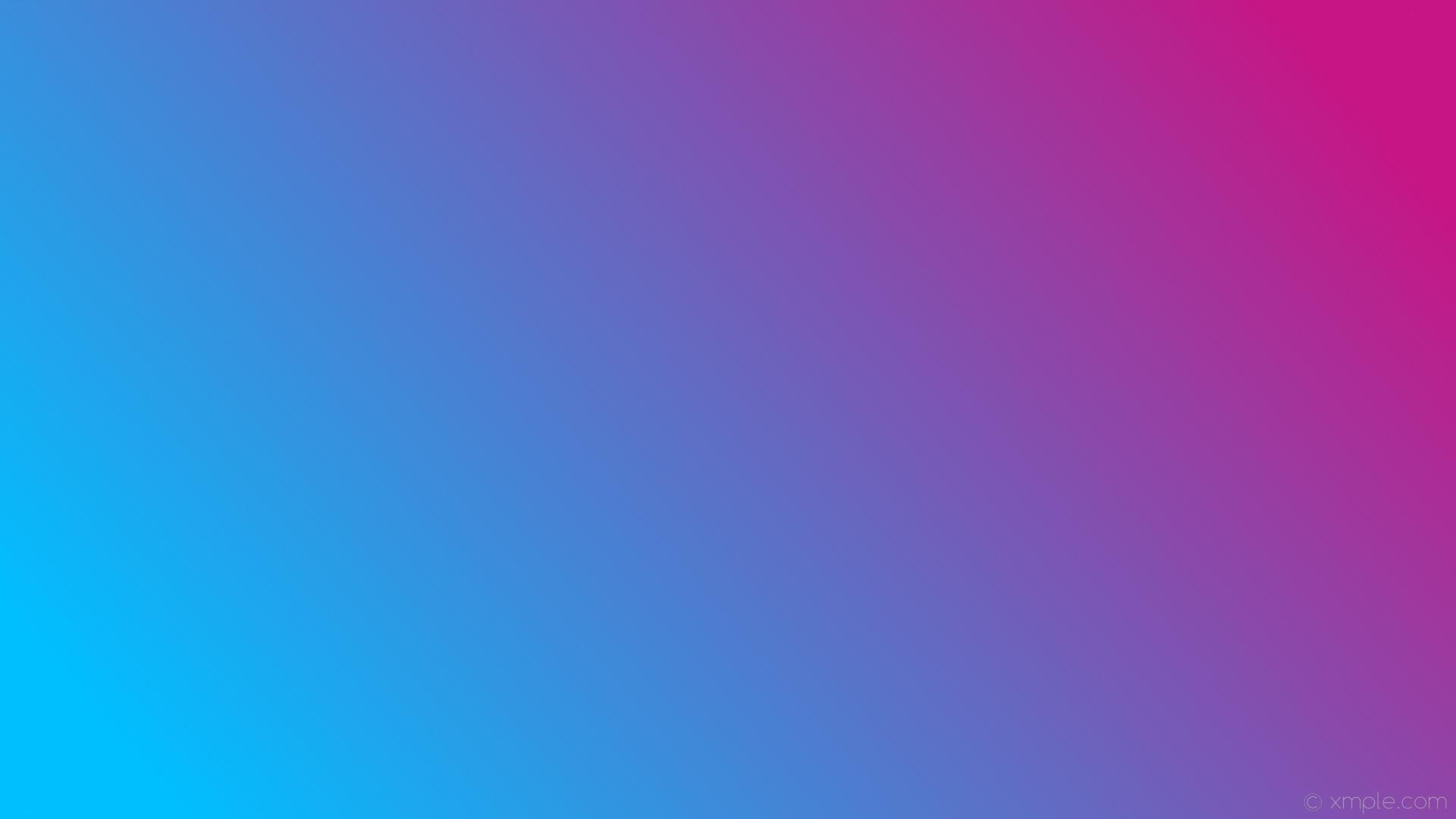 wallpaper linear gradient pink blue medium violet red deep sky blue #c71585  #00bfff 15