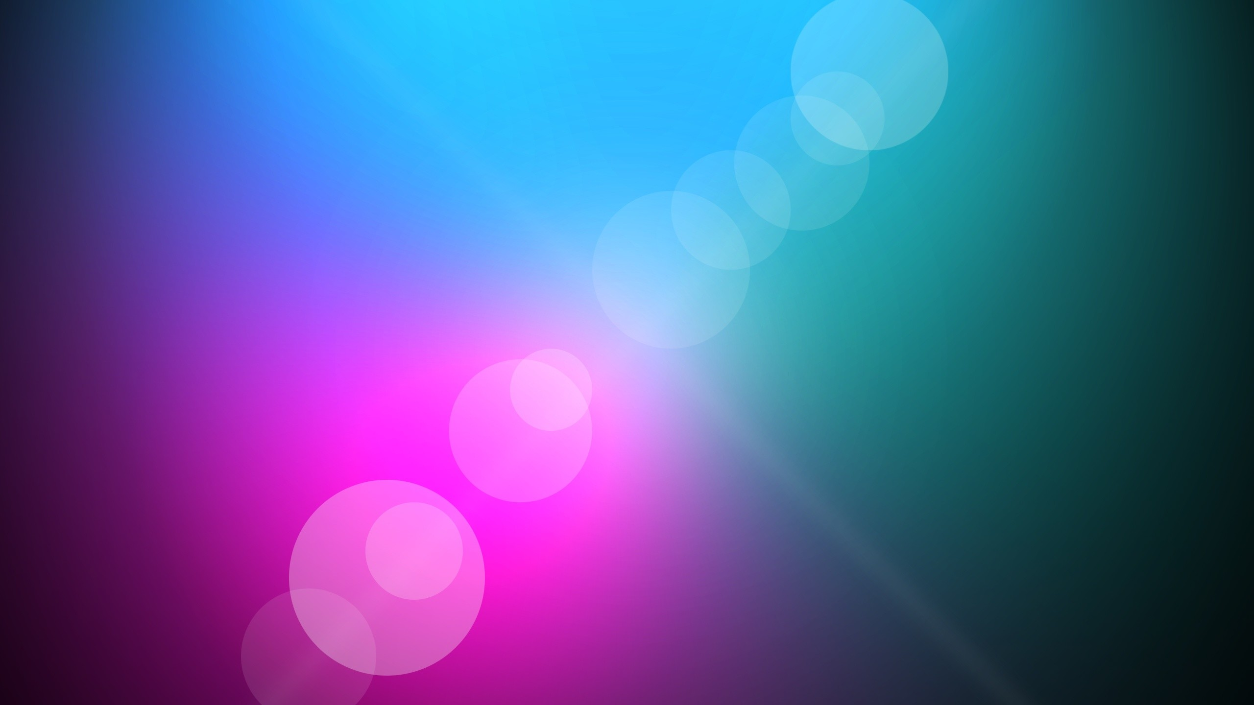 Blue and Pink Background