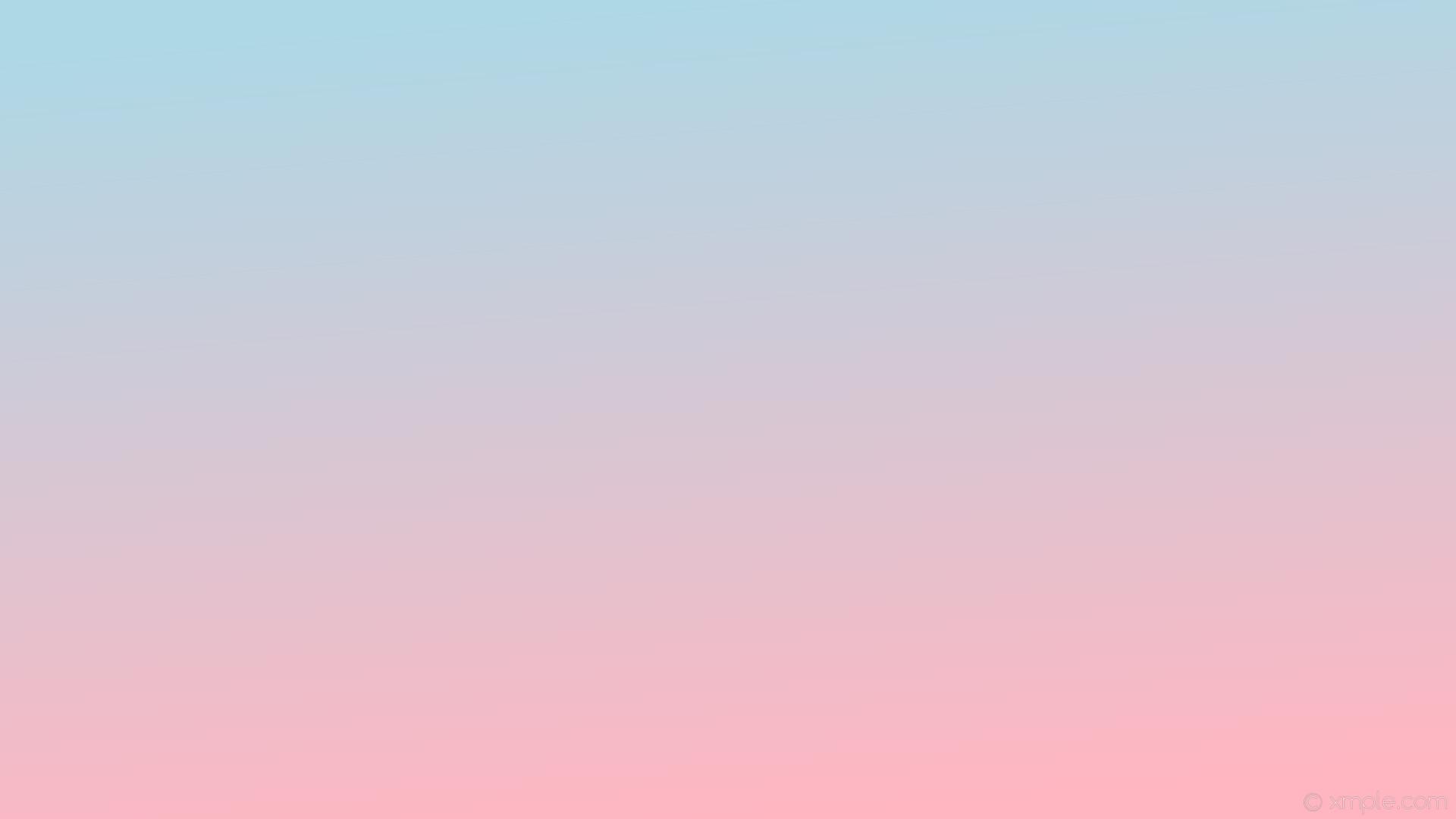 wallpaper blue pink gradient linear light pink light blue #ffb6c1 #add8e6  285°