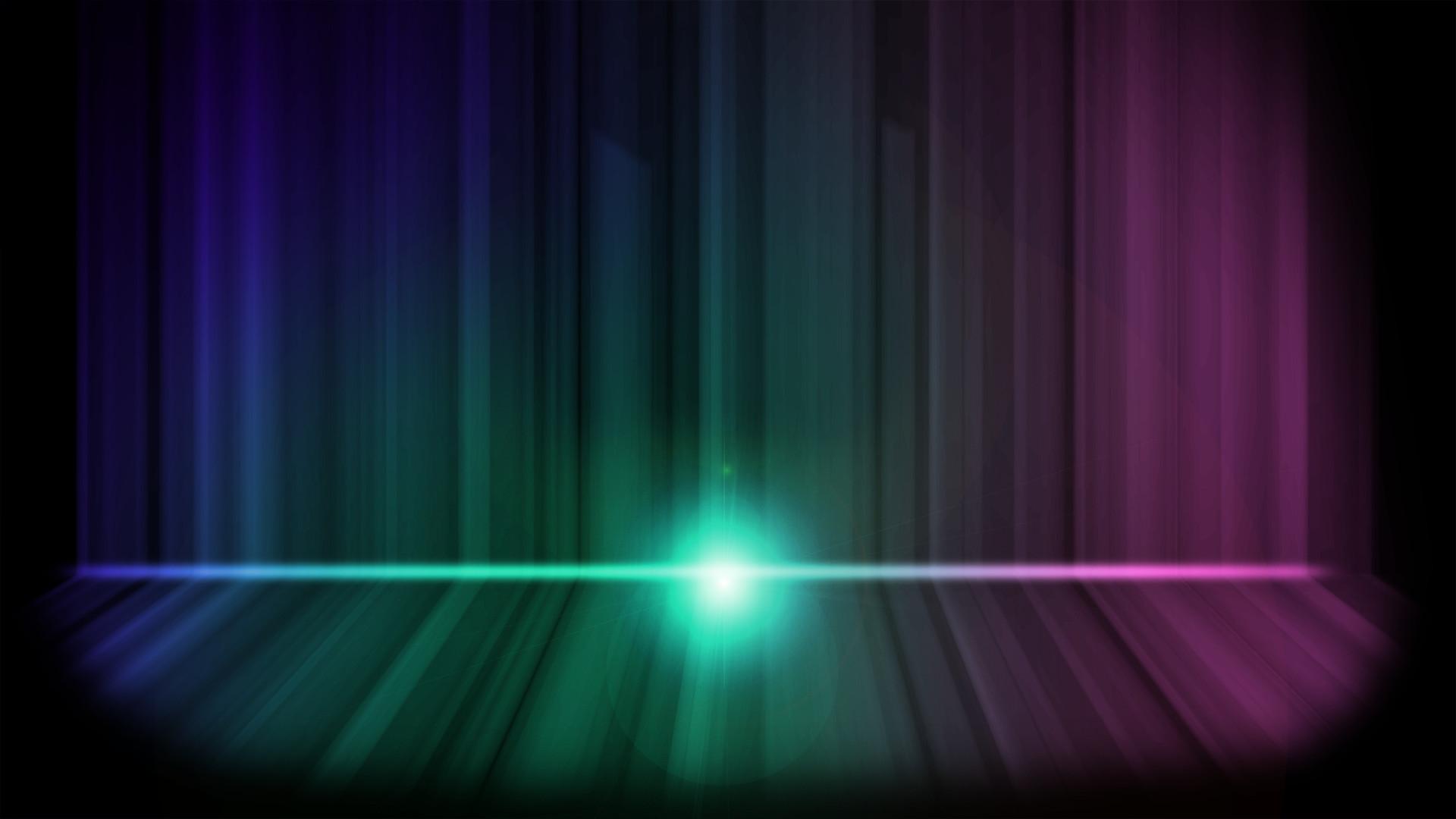 … Blue/green/pink Aurora wallpaper by Toreshii-Chann
