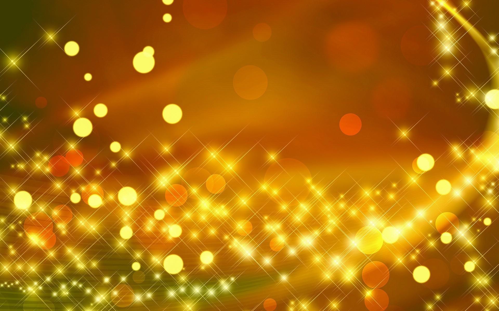 Gold Sparkly Wallpaper Desktop.